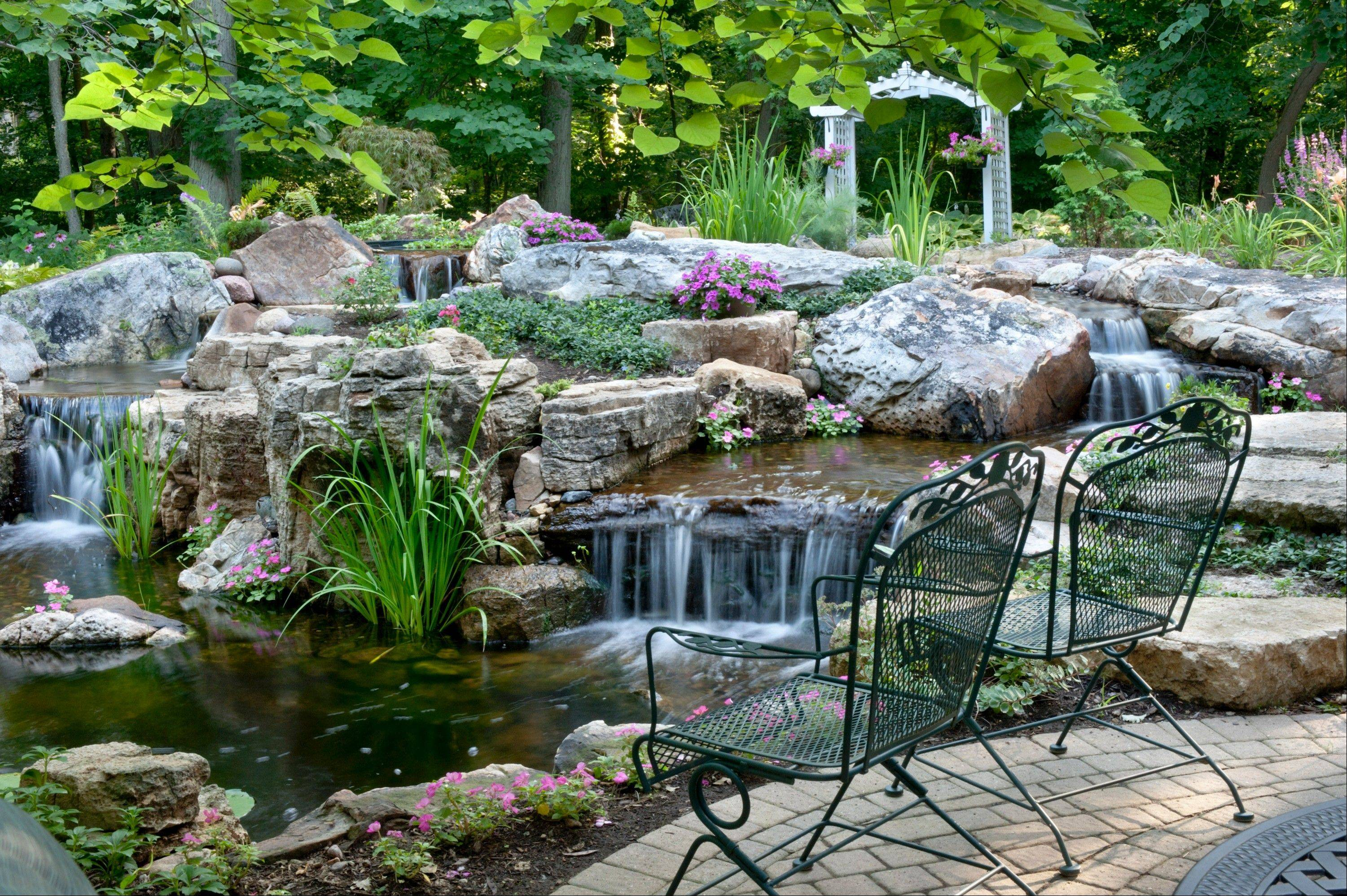 Some homeowners want elaborate ponds with waterfalls, or simple fountains installed with their landscaping.