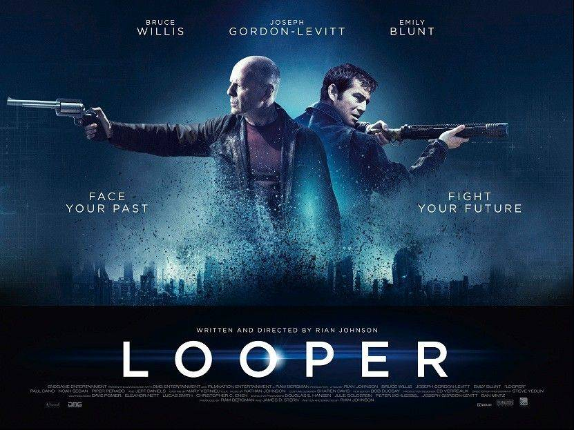 "So far, writer-director Ryan Johnson's ""Looper"" commentary has been downloaded or streamed more than 27,700 times by fans listening to the podcast while watching the movie."