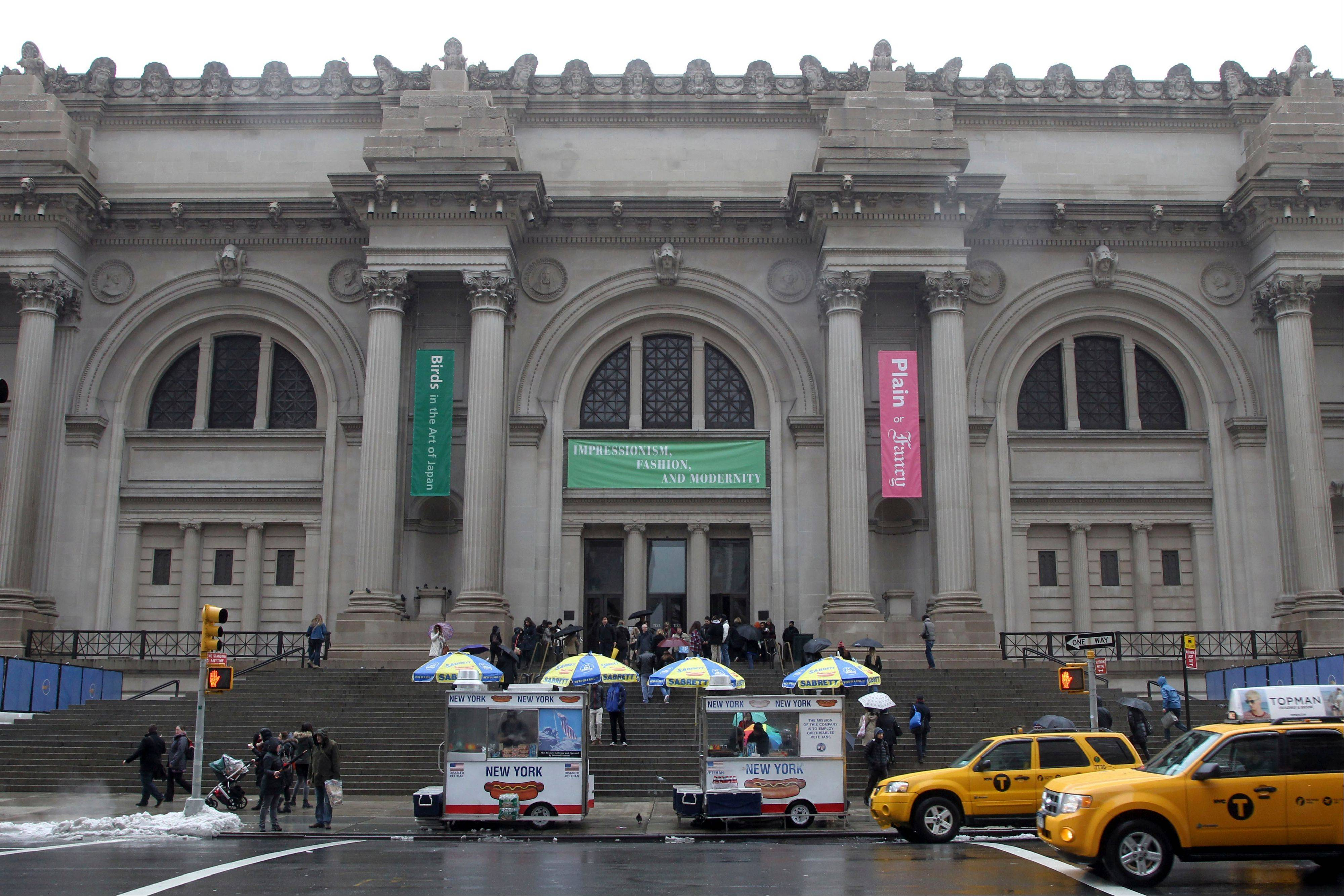 Confusion over what's required to enter one of the Metropolitan Museum of Art in New York, which draws more than 6 million visitors a year, is at the heart of a class-action lawsuit this month accusing the Met of scheming to defraud the public into believing the entrance fees are required.