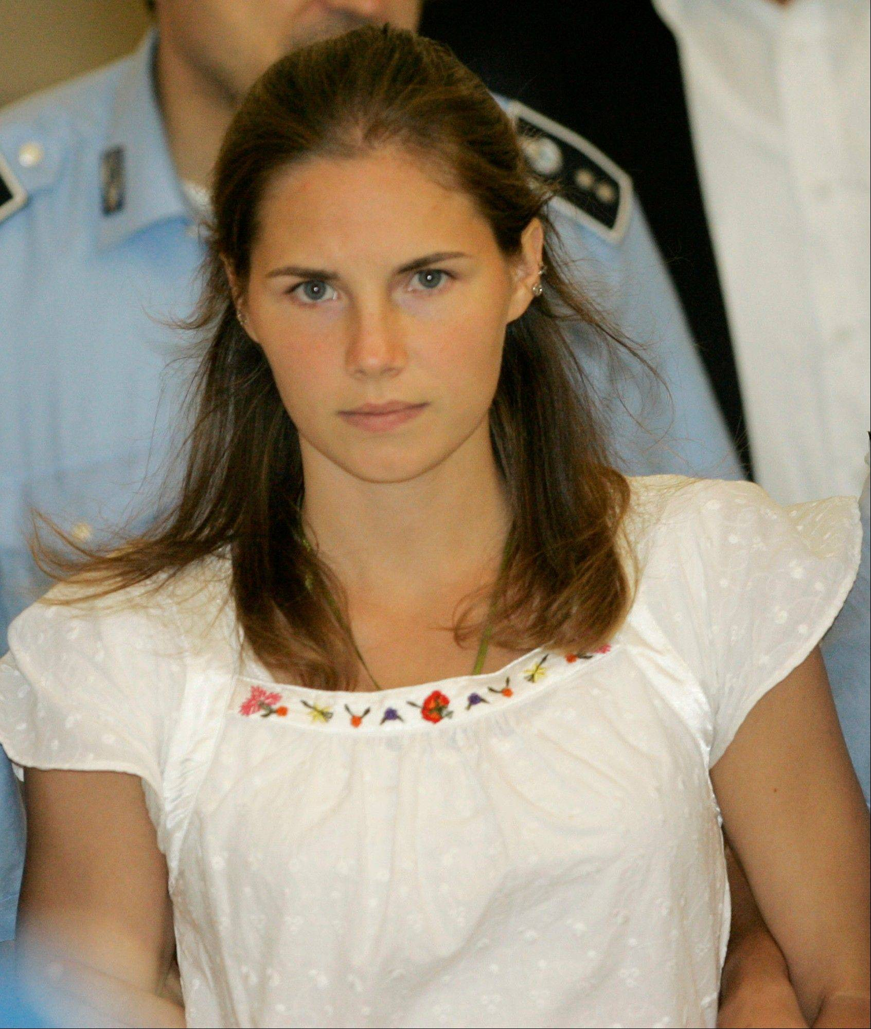 Amanda Knox is to hear on Tuesday whether she will face trial again as Italy's top criminal court considered whether to overturn her acquittal in the murder of her roommate in Italy.