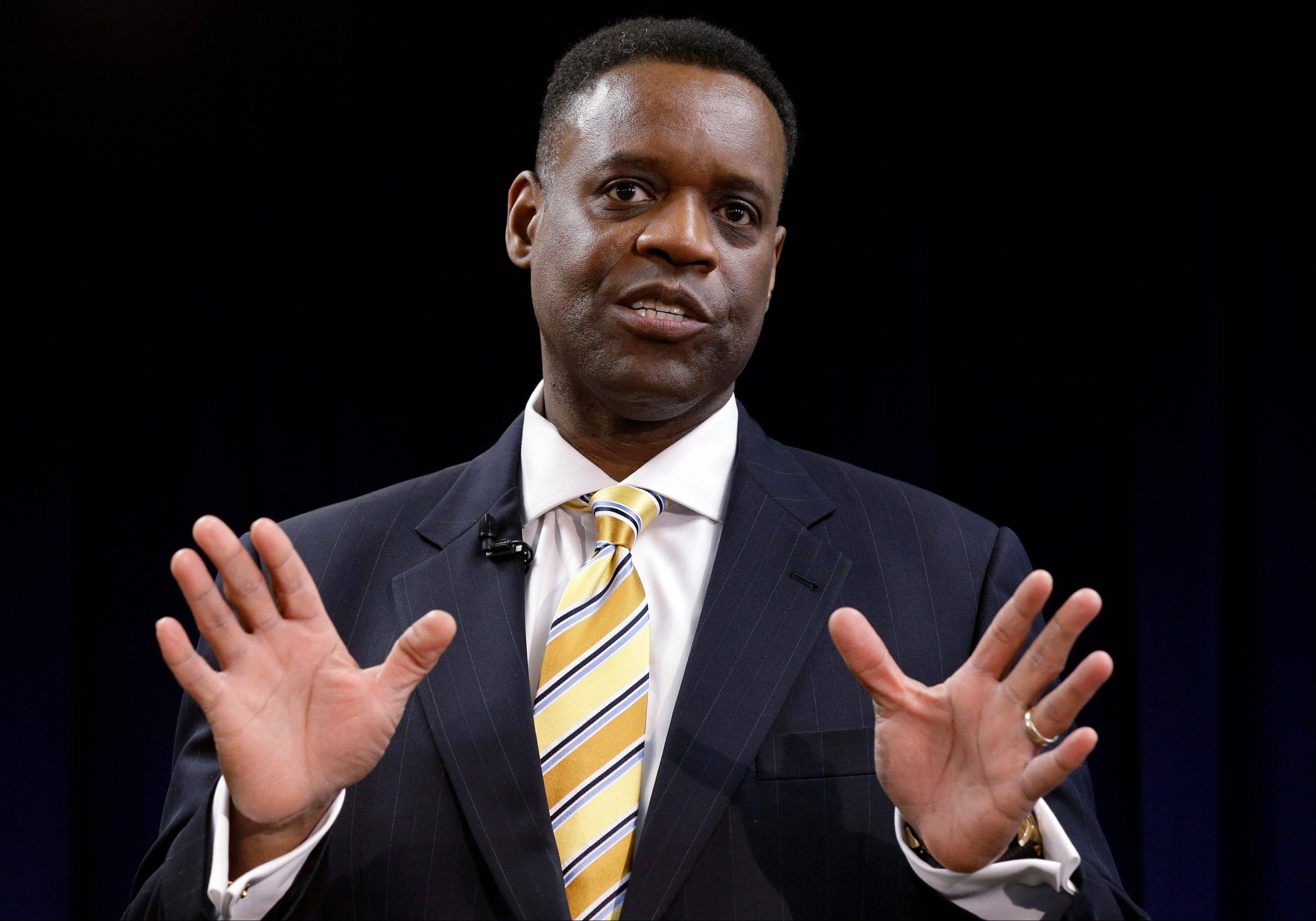 Washington-based attorney Kevyn Orr starts work Monday as Detroit's emergency manager and the turnaround expert. He says his first tasks will be reviewing the city's financial data and listening.