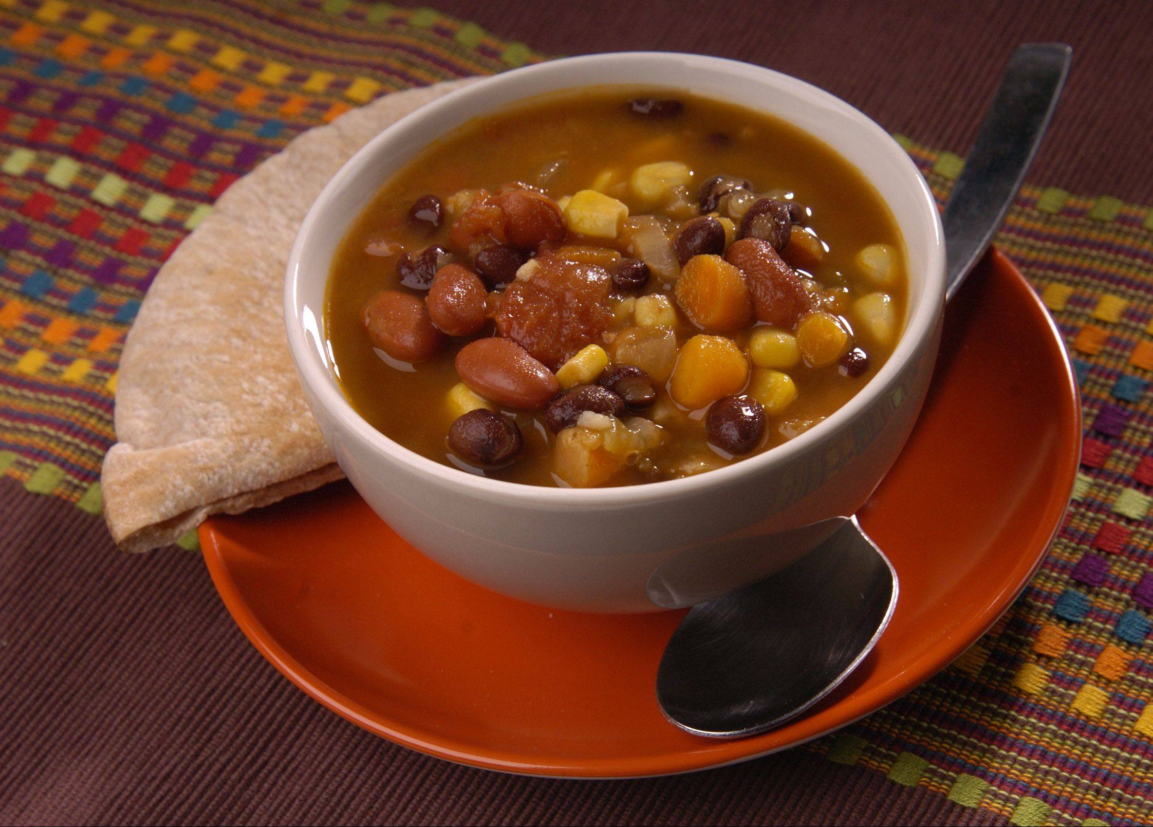Spicy Bean Soup