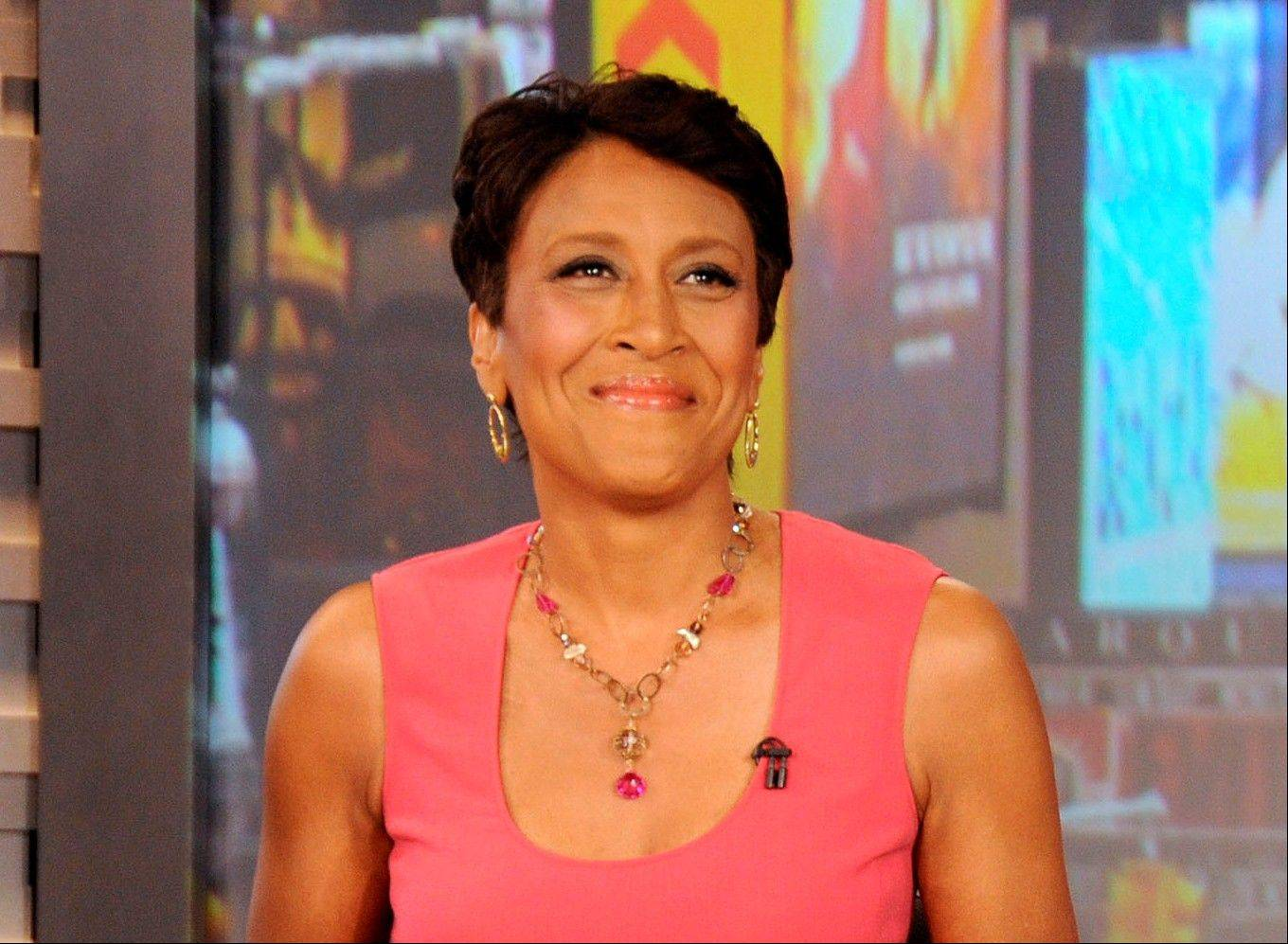 TV host Robin Roberts will receive the Arthur Ashe Courage Award at the 2012 ESPYS.