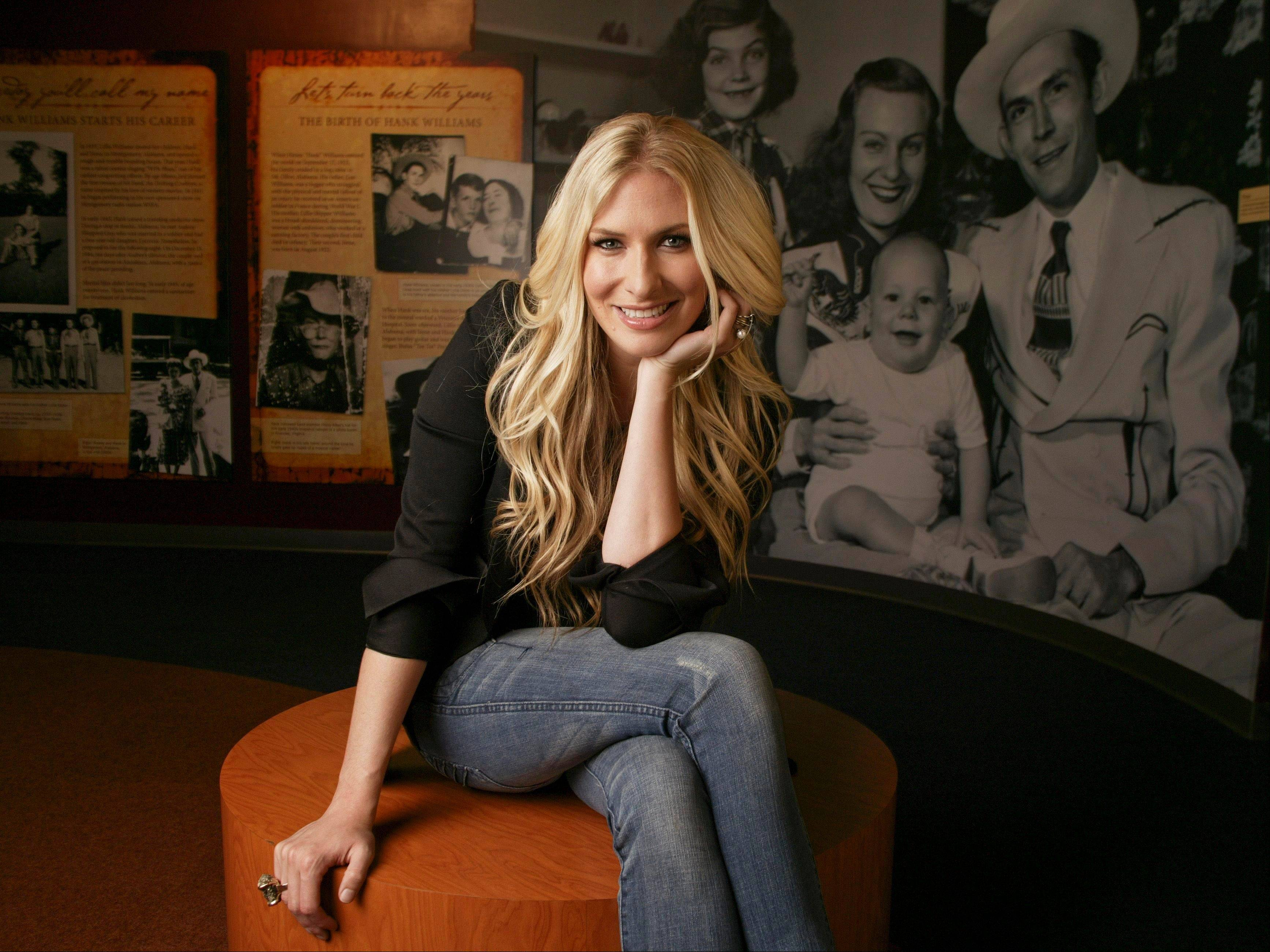 "Holly Williams independently released her third album, ""The Highway,"" on her own label, Georgiana Records, last month."