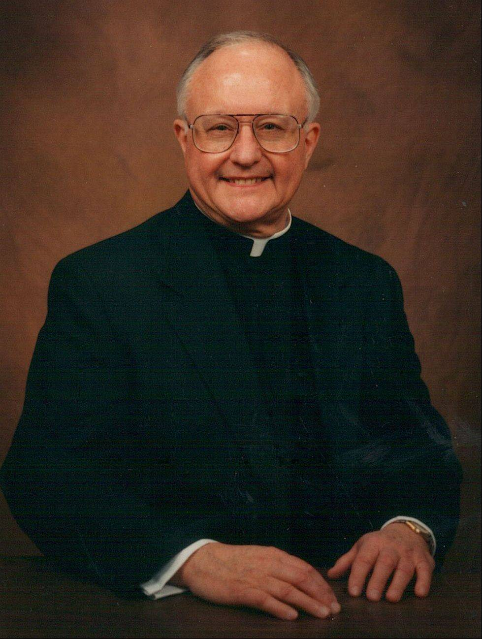 Rev. Robert Hoffman
