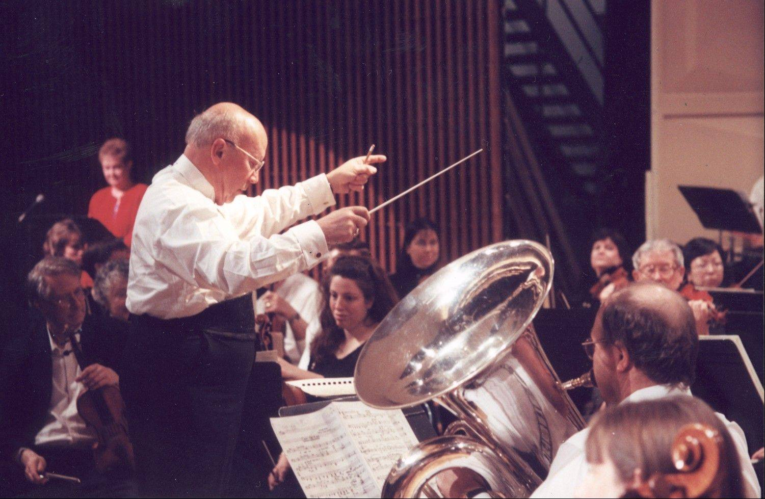 Conductor Paul Vermel
