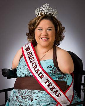 2009 Ms. Wheelchair Texas Ana Calvo will present Jim Elliott, founder/president of Downers Grove-based Diveheart, with the Angel Advocate Award.