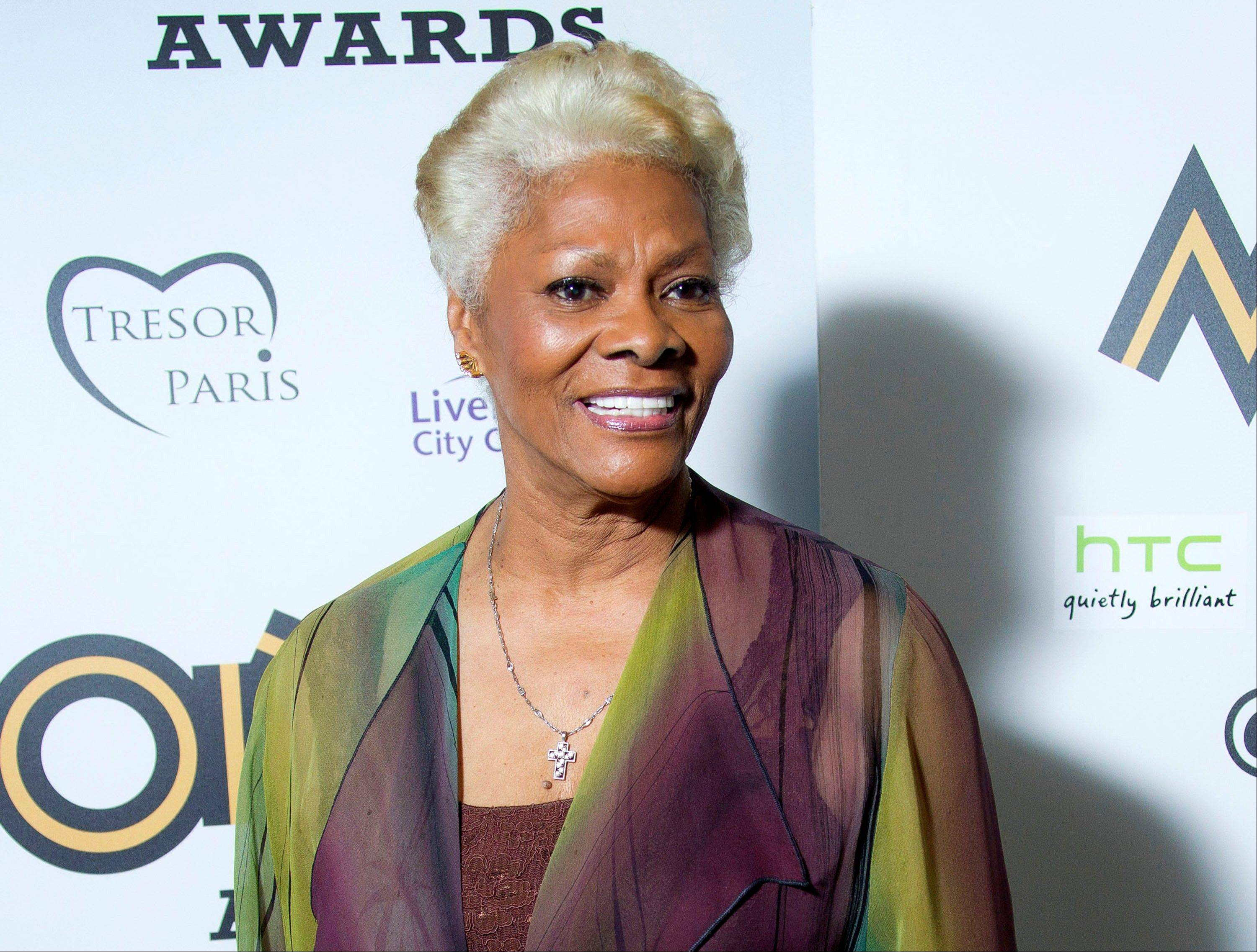 Singer Dionne Warwick claims in a recent bankruptcy filing that she owes nearly $10 million in back taxes.