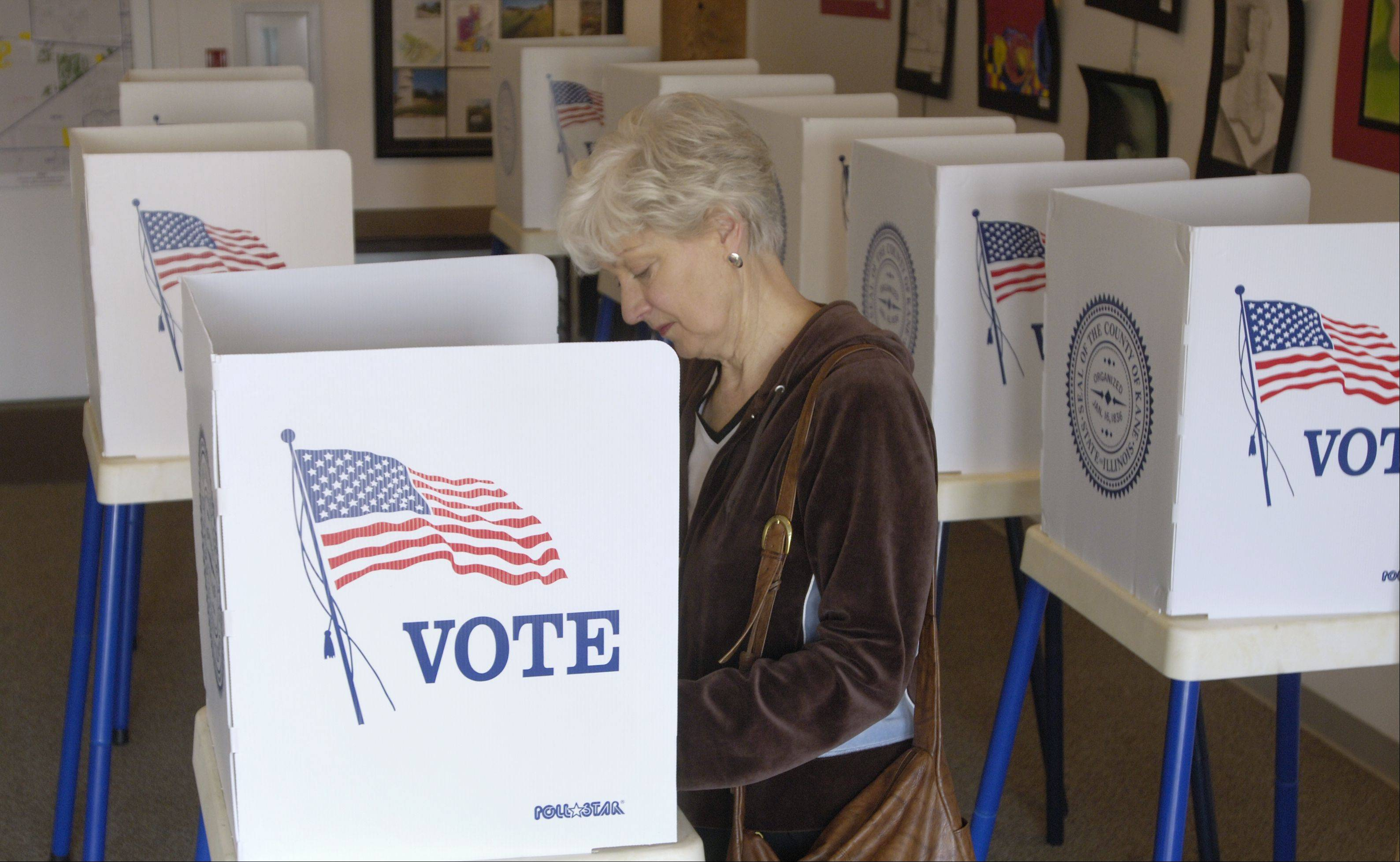 Primaries: Low voter turnout, big cost to taxpayers