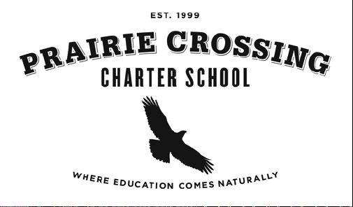 Logo for Prairie Crossing Charter School in Grayslake.