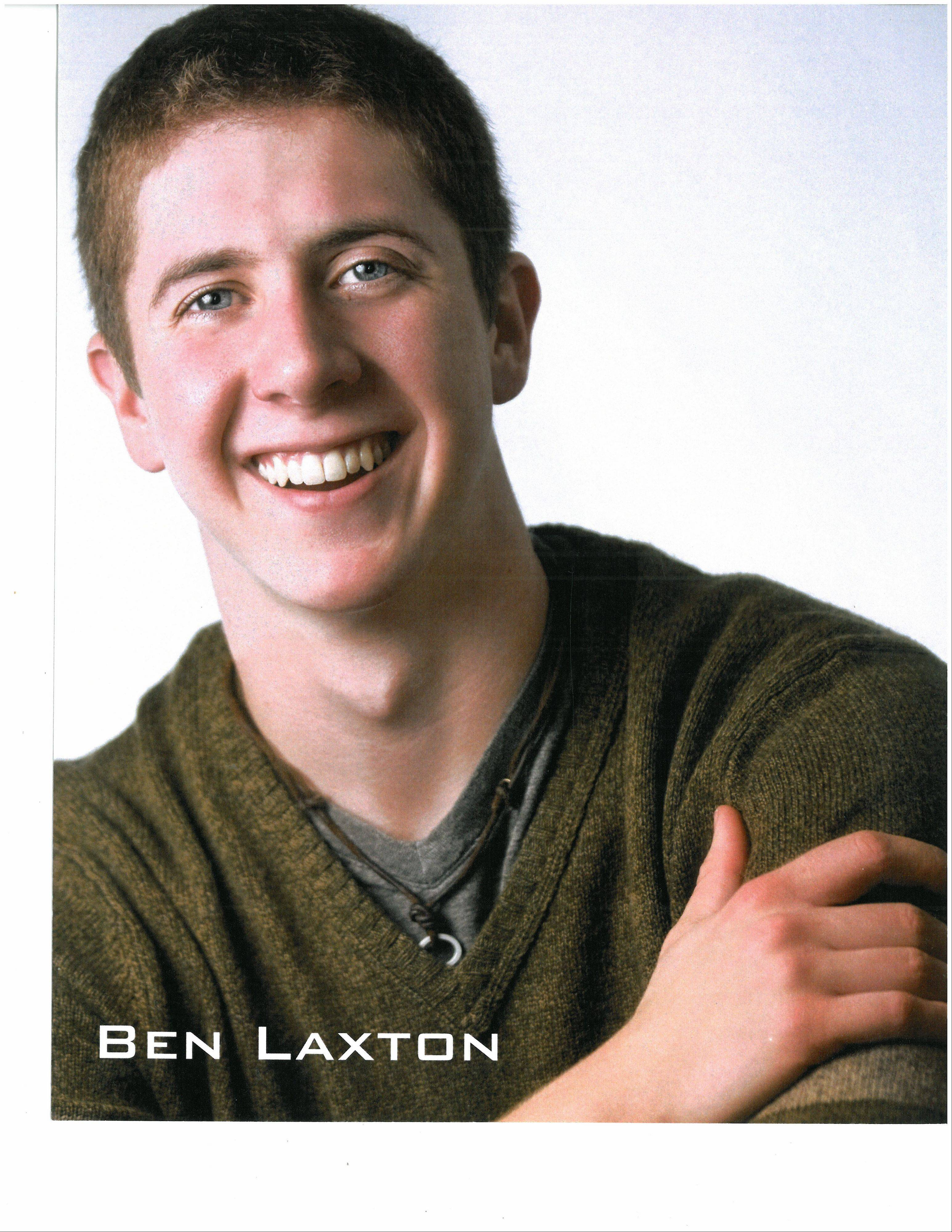 "Ben Laxton, from the Bloomington-Normal area, is making his touring debut in the company of the 2011 Broadway musical ""Catch Me If You Can"" at the Cadillac Palace Theatre in Chicago."