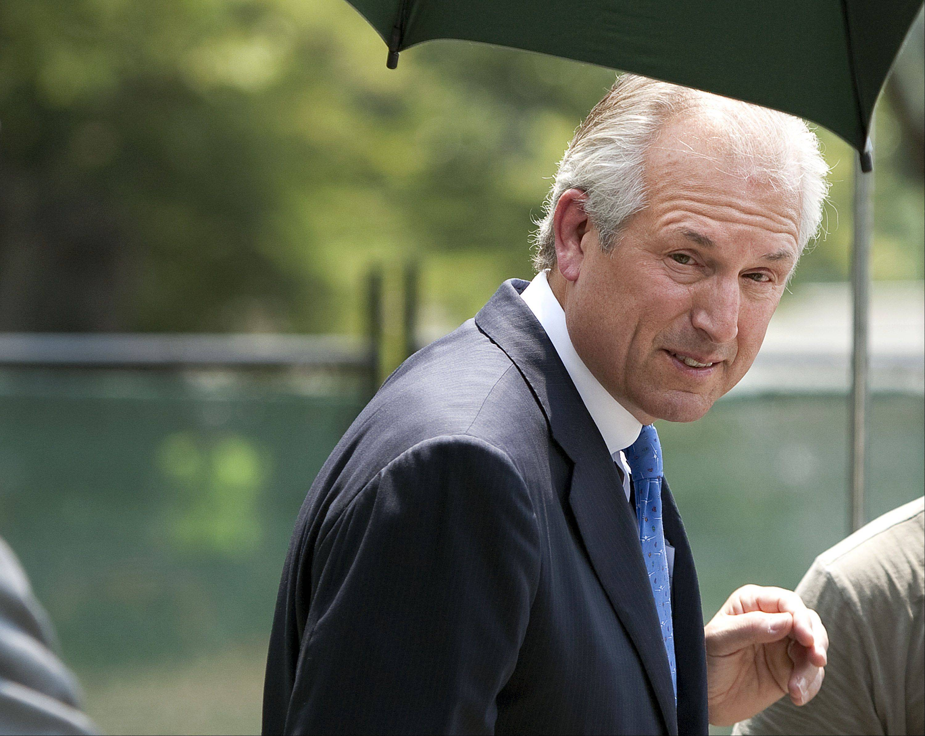 "Boeing CEO Jim McNerney said his company is ""very close"" to getting its troubled 787 Dreamliner jet back flying again."
