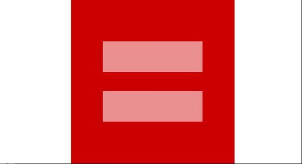 Bud Light said it with beer cans and Martha Stewart with red velvet cake as companies and celebrities from Beyonce to George Takei joined millions of social media users in posting and tweaking a simple red logo in support of gay marriage.