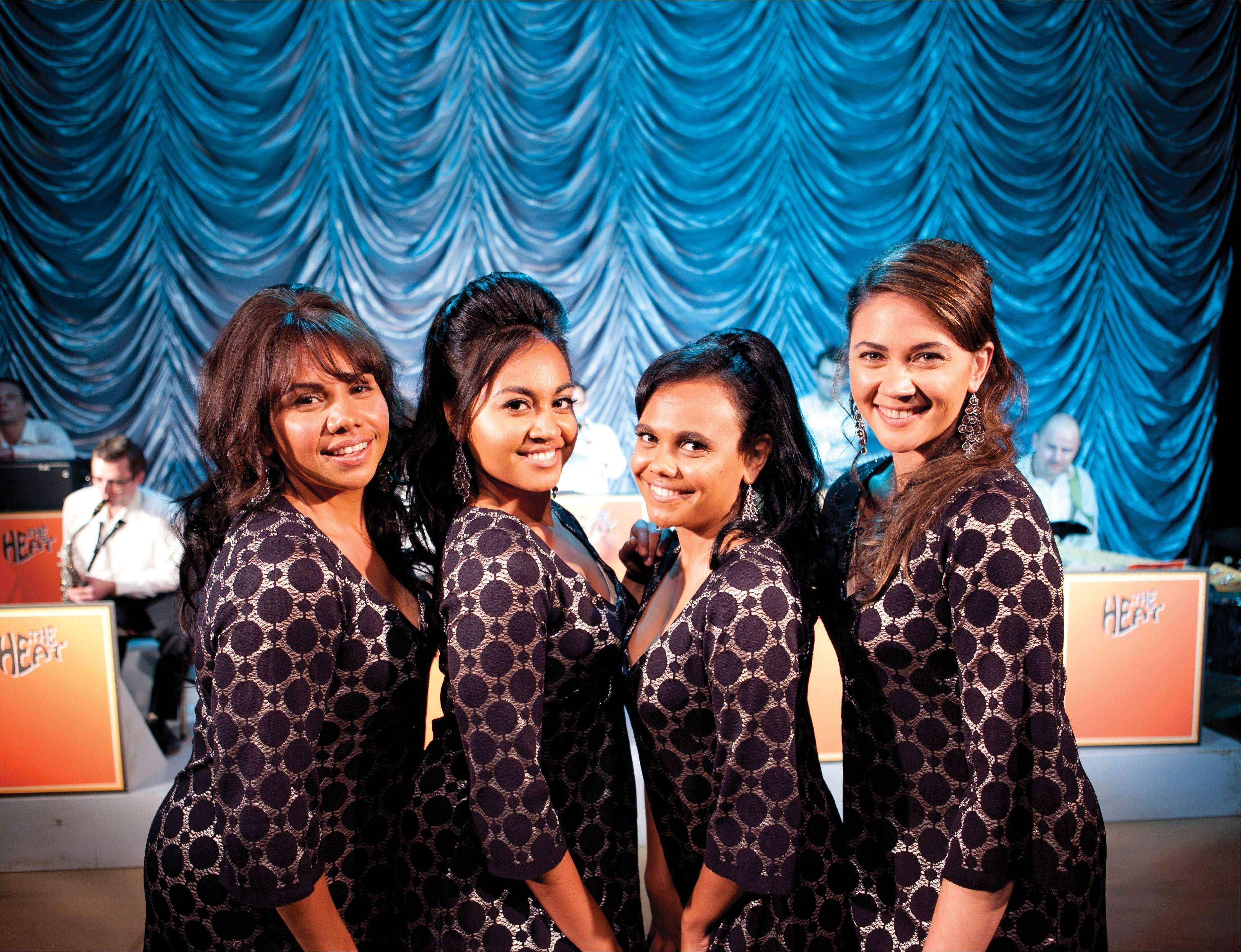 "Four aboriginal performers (Deborah Mailman, ""Australian Idol"" Jessica Mauboy, Miranda Tapsell and Shari Sebbens) head to Saigon during the Vietnam War in Wayne Blair's engaging musical drama ""The Sapphires."""
