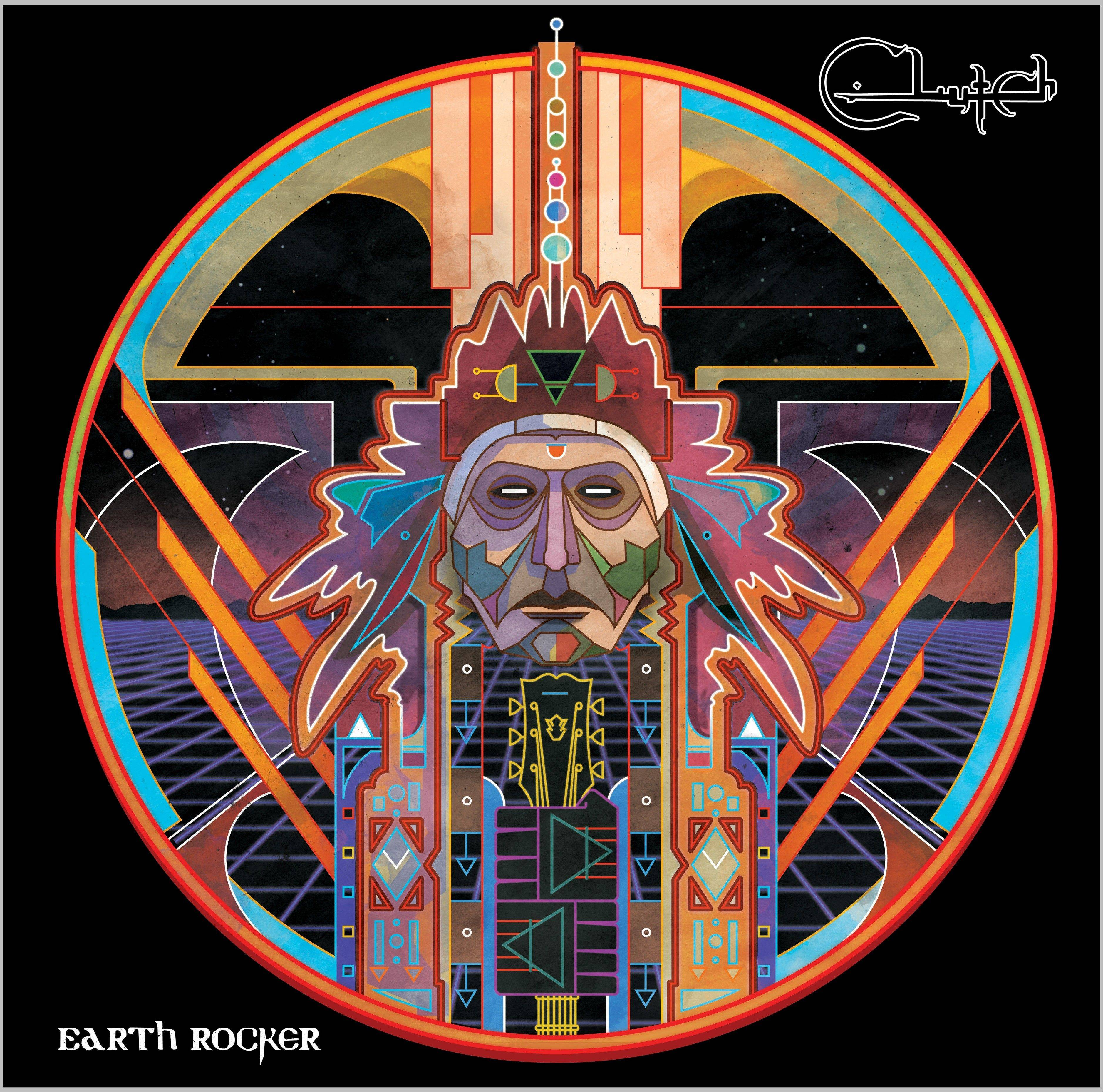 "Clutch, ""Earth Rocker"""