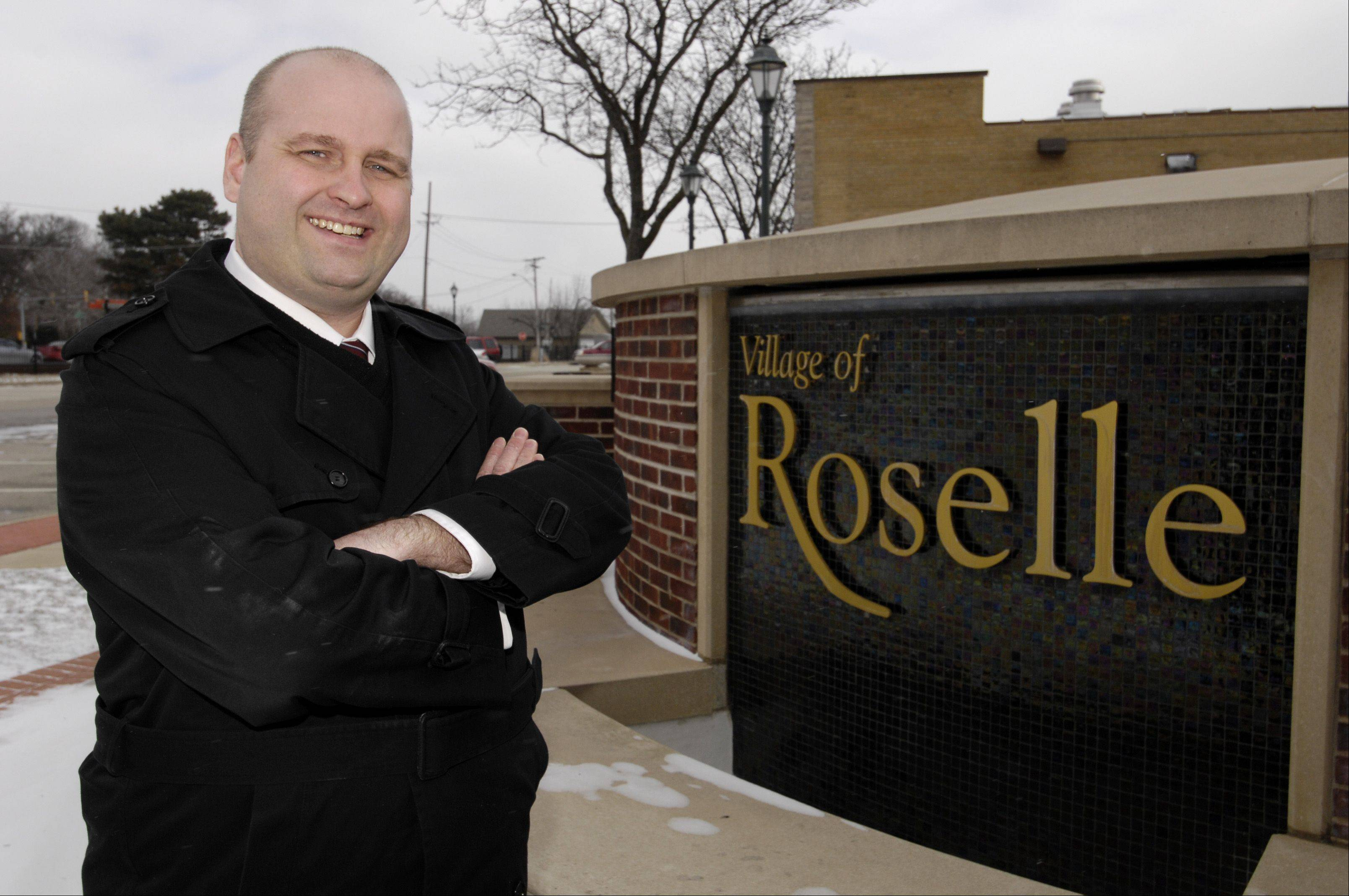 Roselle Trustee Kory Atkinson has held office-seekers to exacting standards for filing their paperwork. He's mounted legal challenges against at least 10 candidates, including eight who weren't running against him.