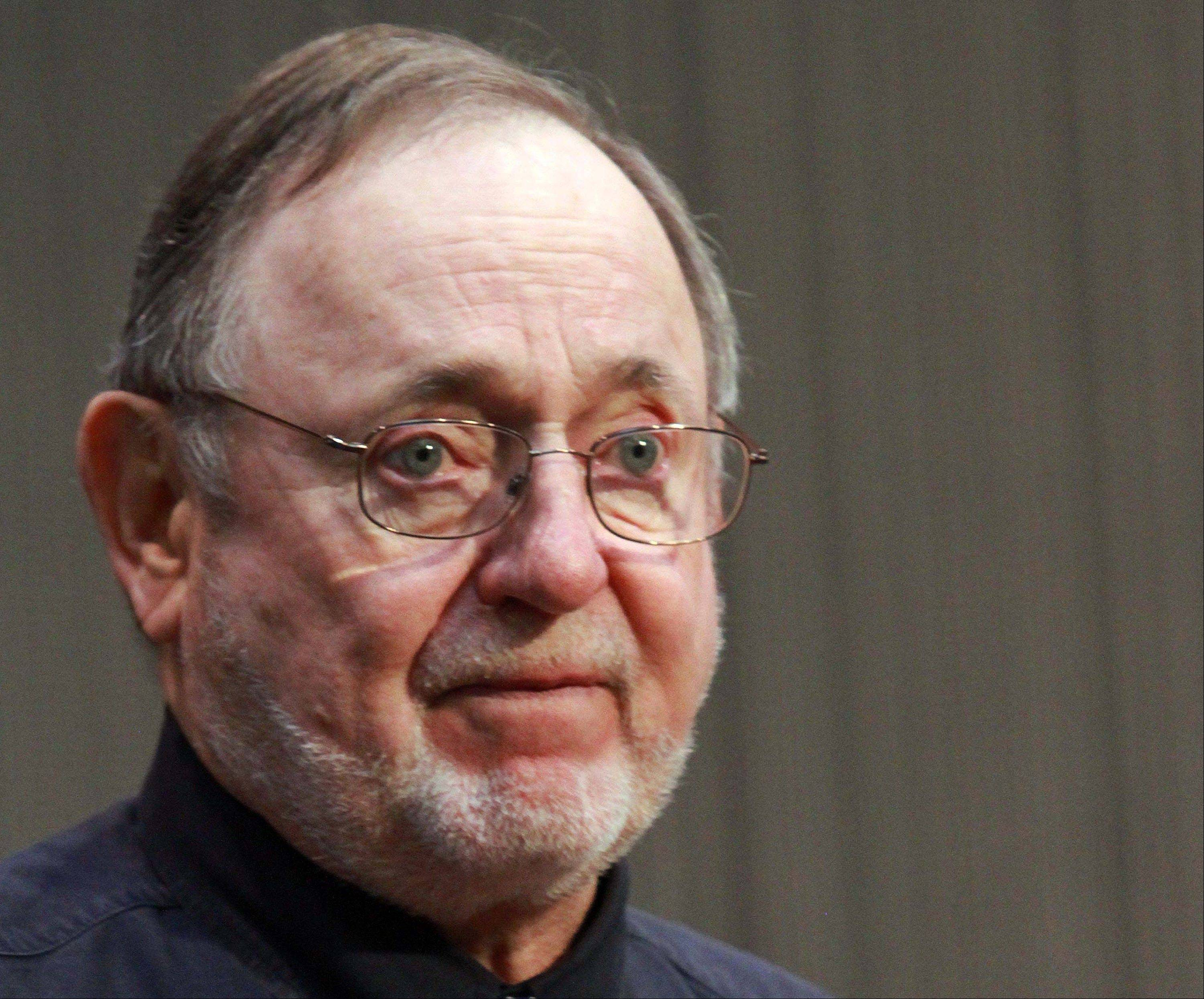 Associated Press/Oct. 20, 2011Rep. Don Young, a Republican from Alaska, speaks in Anchorage.
