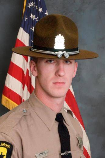 Post-crash fire killed state trooper; trucker ticketed