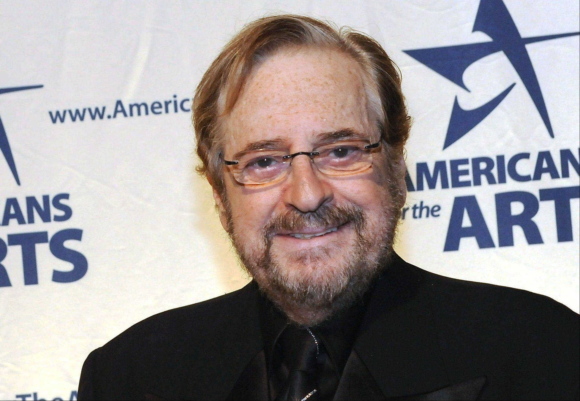 In this Oct. 6, 2008 photo, Arts Advocacy Award honoree Phil Ramone attends the 2008 National Arts Awards presented by Americans For The Arts at Cipriani�s 42nd St. in New York. Ramone, the Grammy Award-winning engineer and producer whose platinum touch included recordings with Ray Charles, Billy Joel and Paul Simon, has died. He was 72. His son, Matt Ramone, confirmed the death. Phil Ramone was among the most honored and successful music producers in history, winning 14 Grammys and working with many of the top artists of his era.