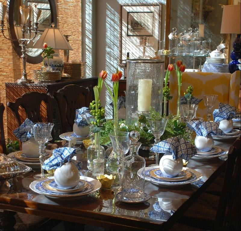 Spring Tablescapes Celebrate New Beginnings