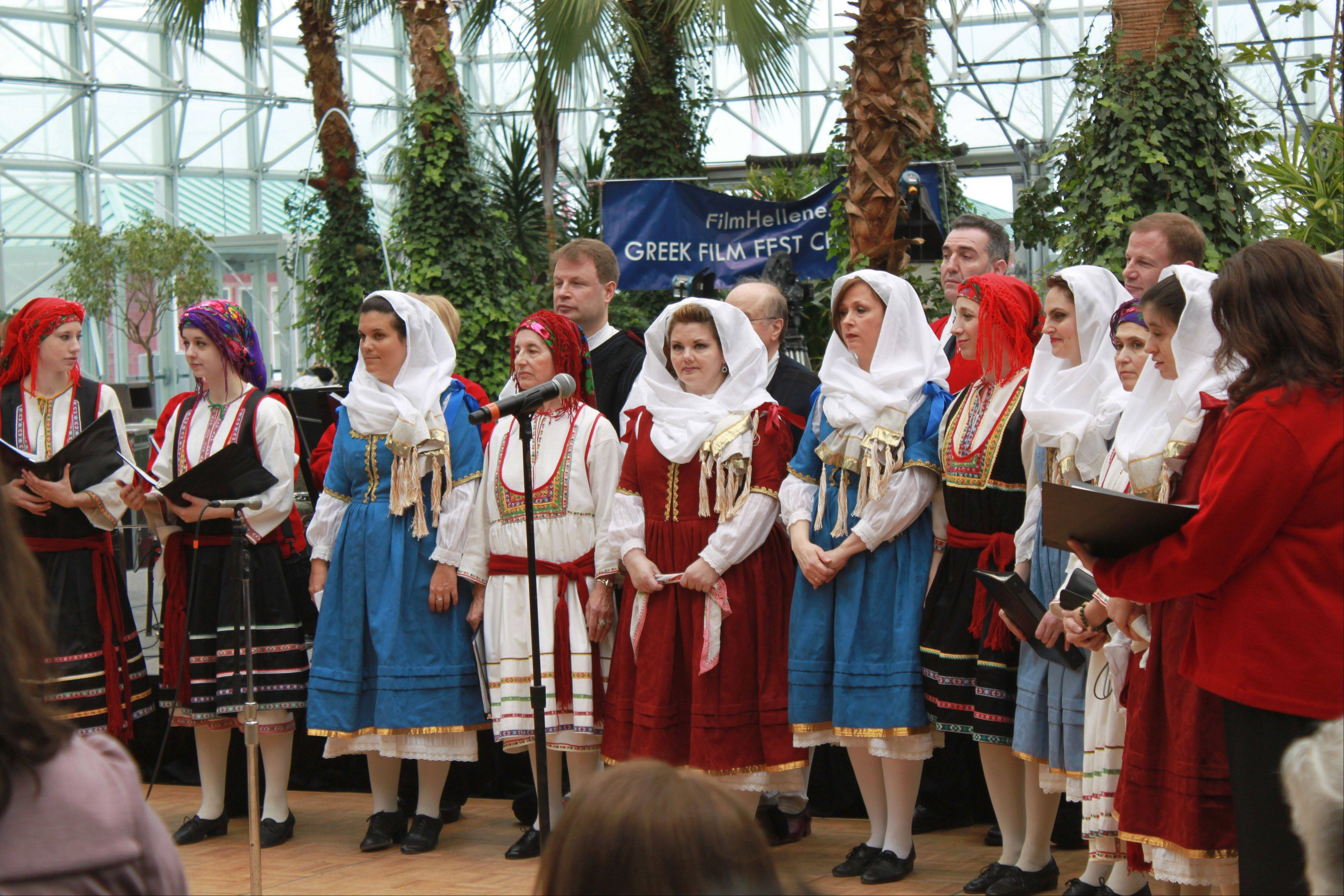 Navy Pier honors all things Greek, from dance to food to music on April 7.