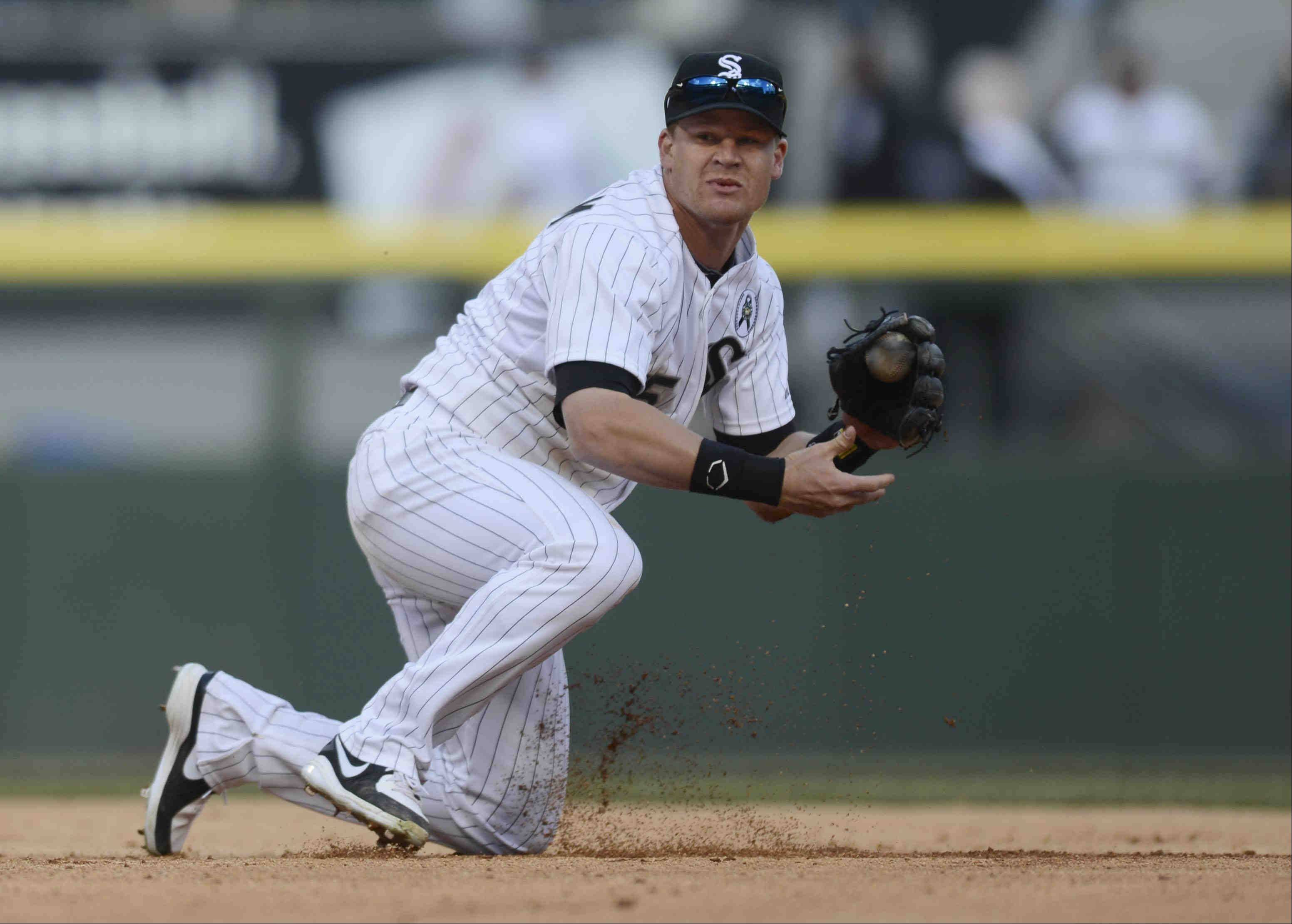 White Sox win opener according to plan
