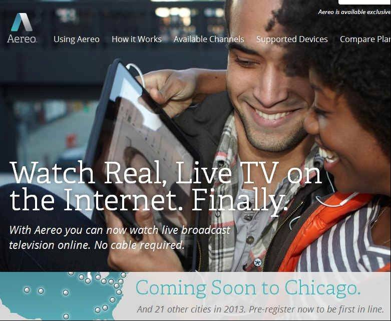 "The company's website home page, in fact, says ""Coming Soon to Chicago and 13 other cities."""