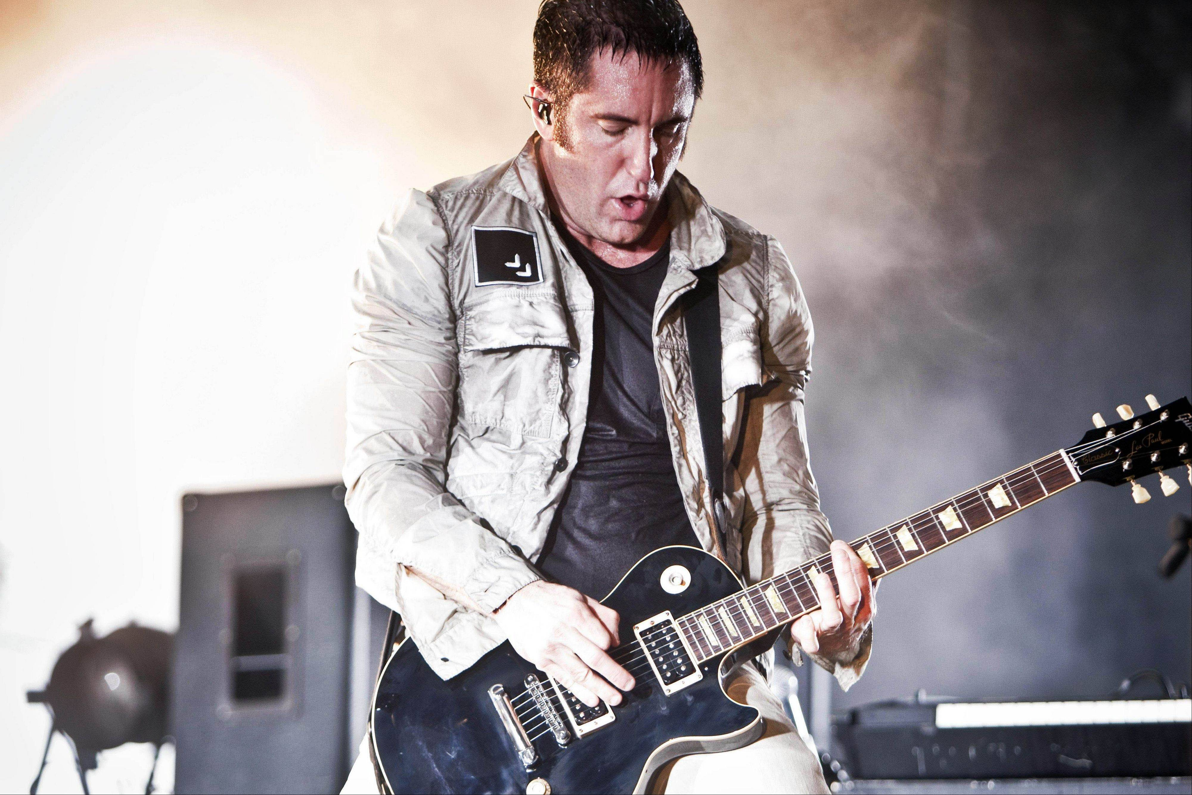 Nine Inch Nails will play Lollapalooza in August.
