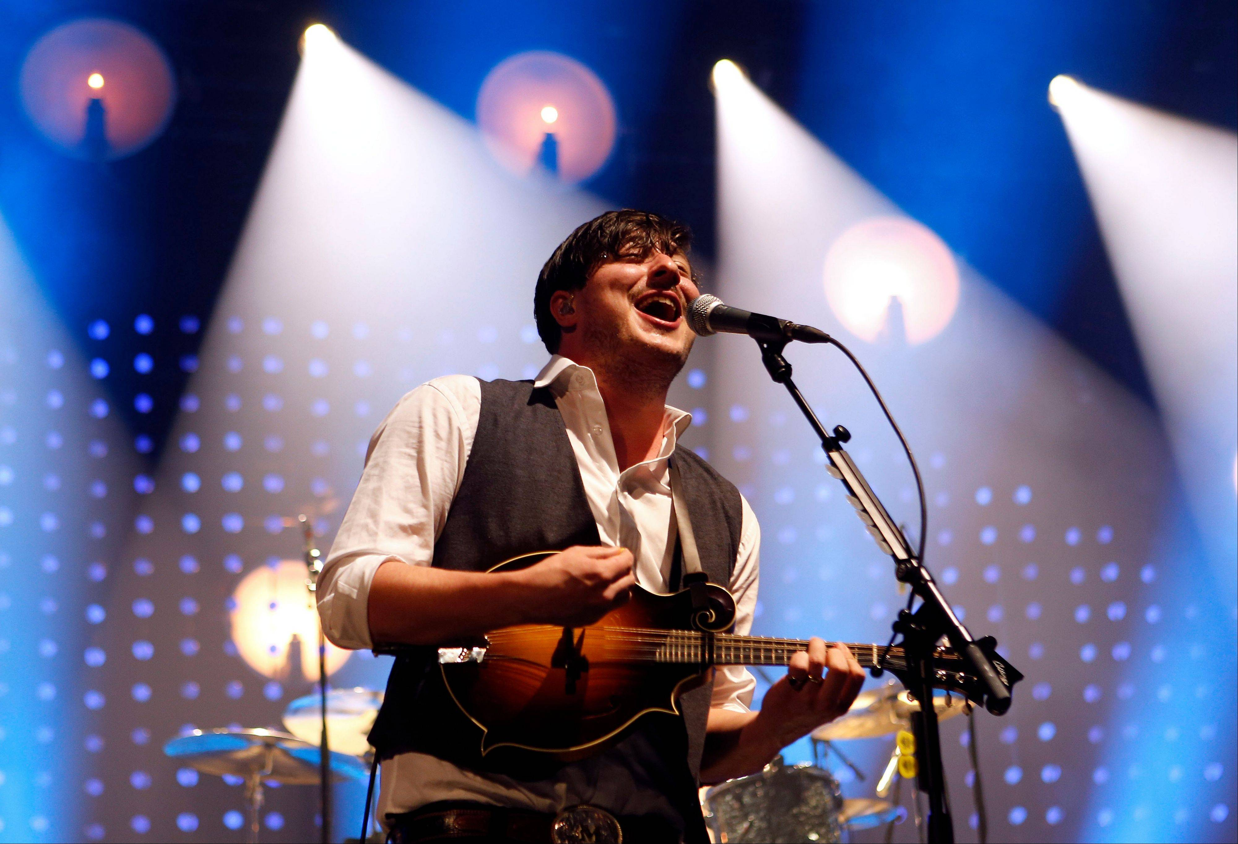 Mumford & Sons will play Lollapalooza in August.