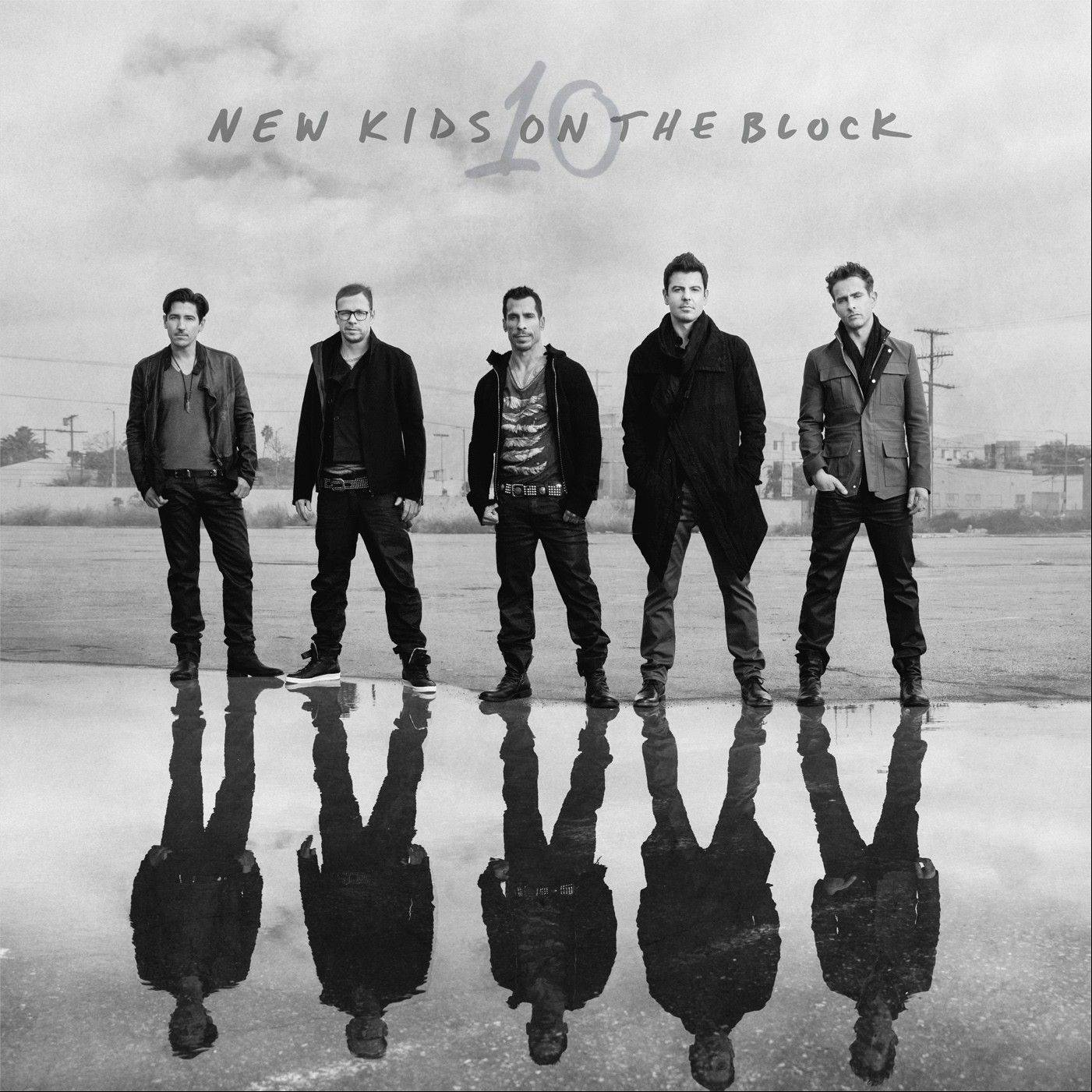 """10"" by New Kids on the Block"