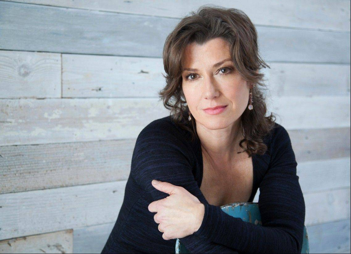 "Singer Amy Grant will release a new CD ""How Mercy Looks From Here"" in May."