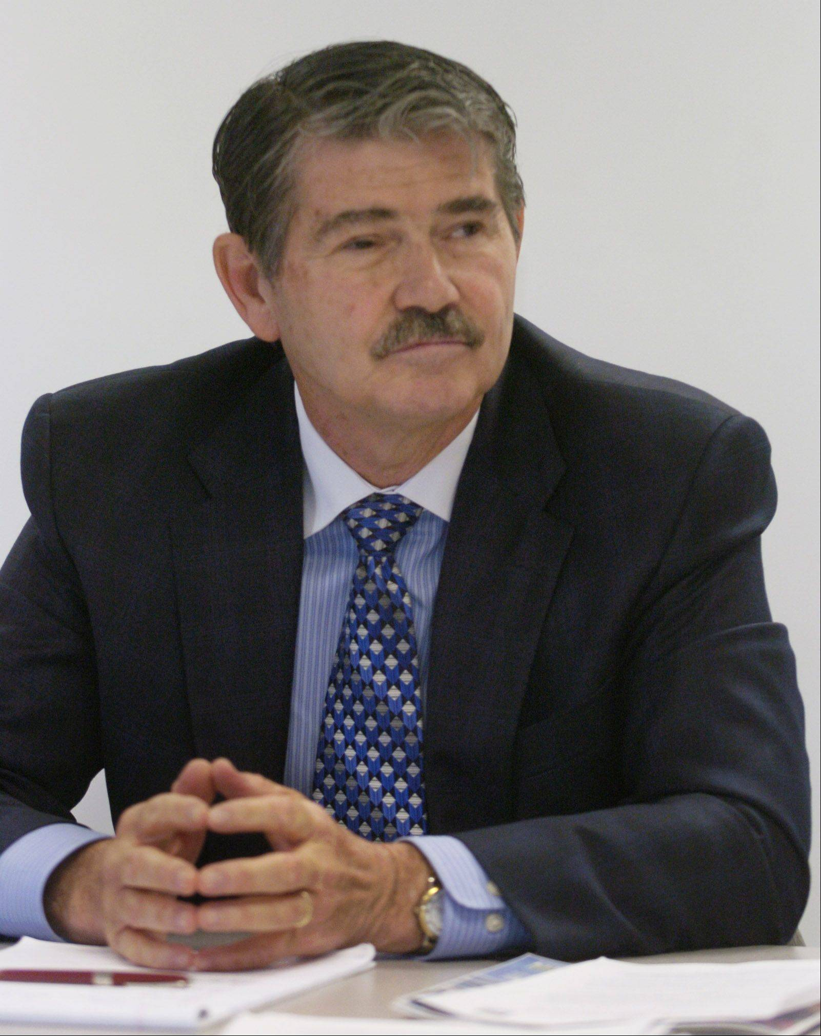Cook County Clerk David Orr