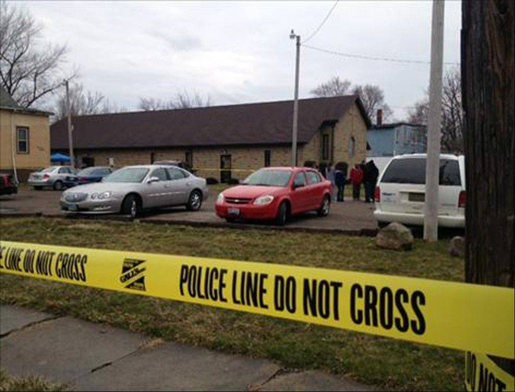 Police in Ashtabula, Ohio, are investigating a shooting outside a church that left one man dead after an Easter service.