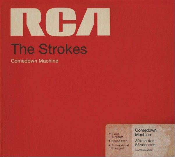 """Comedown Machine"" by The Strokes"
