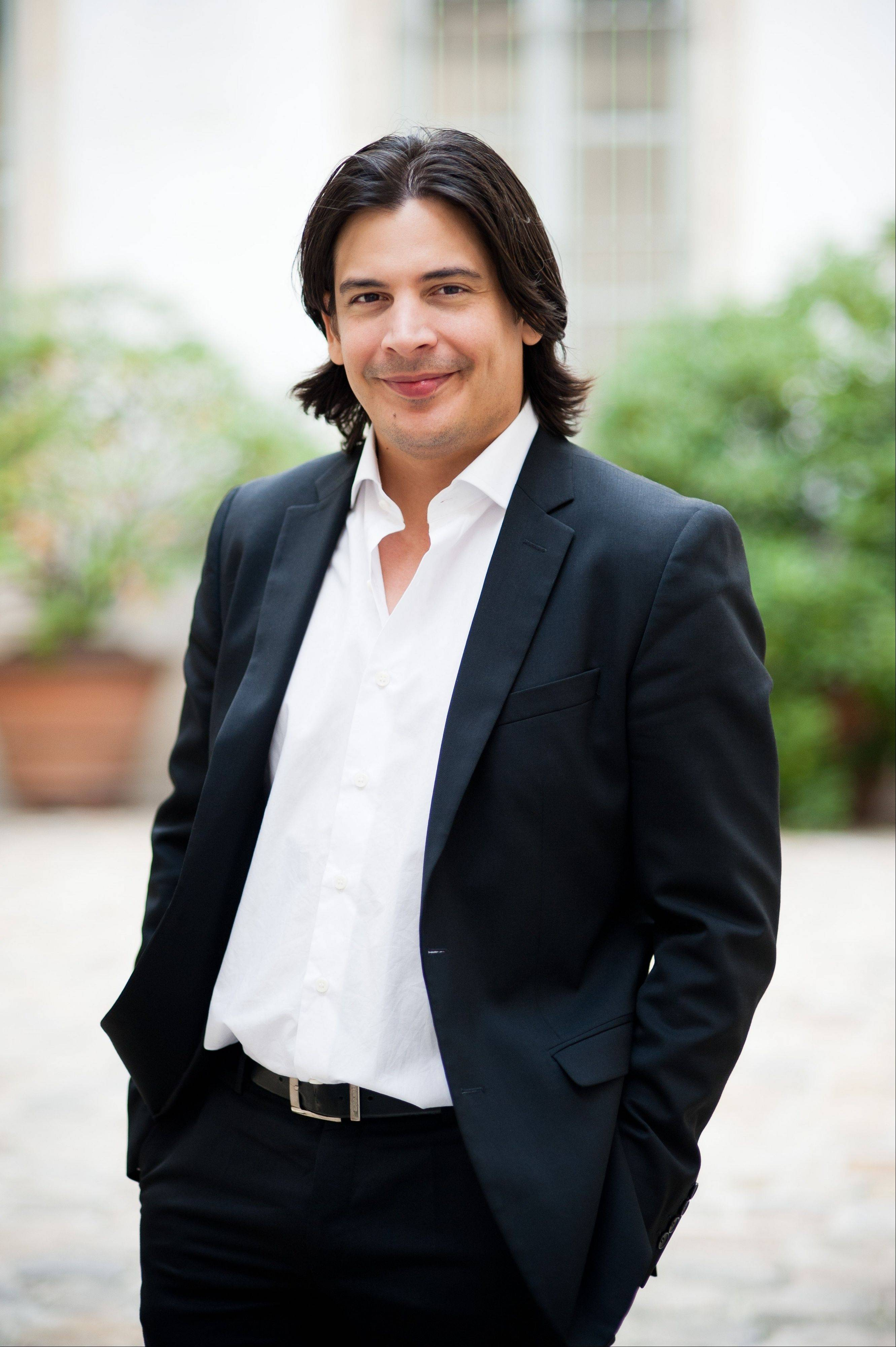 "Jos� Luis Gomez is the guest conductor with the Elgin Symphony Orchestra for ""Nature's Awakening."""
