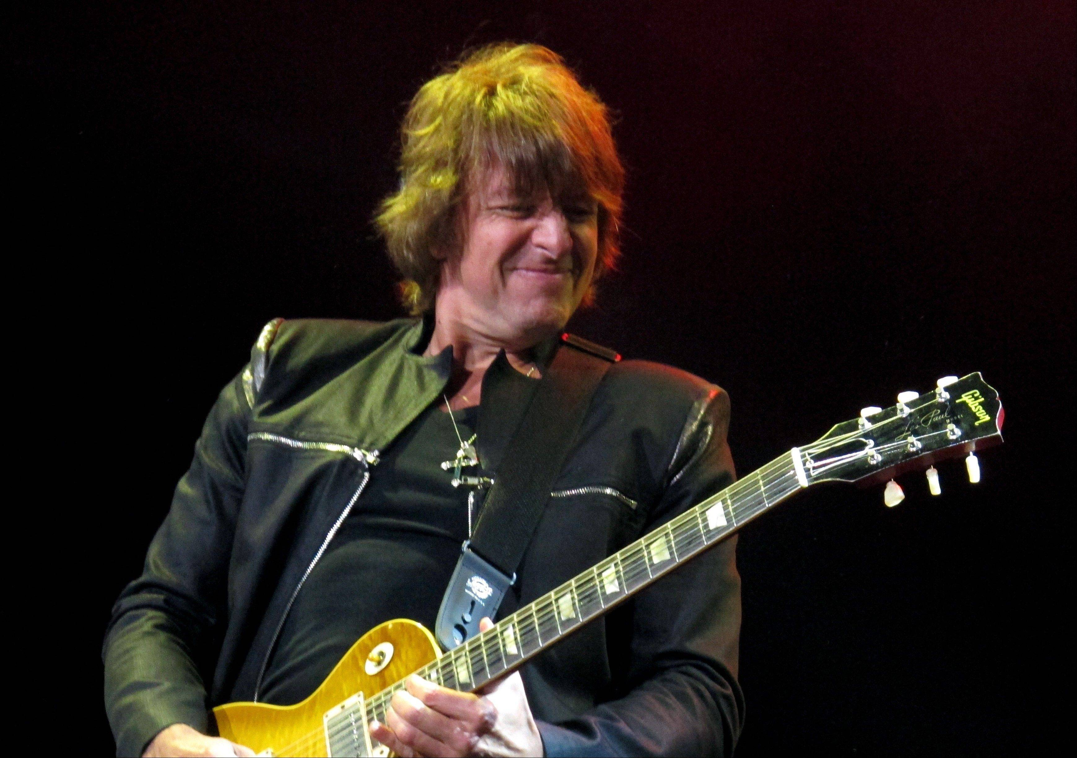 Richie Sambora will not be performing with Bon Jovi during the current leg of the band�s Because We Can tour. The band on its website cited �personal issues.� No other information was given.
