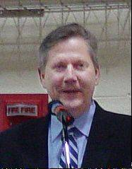 Superintendent Bill Shields