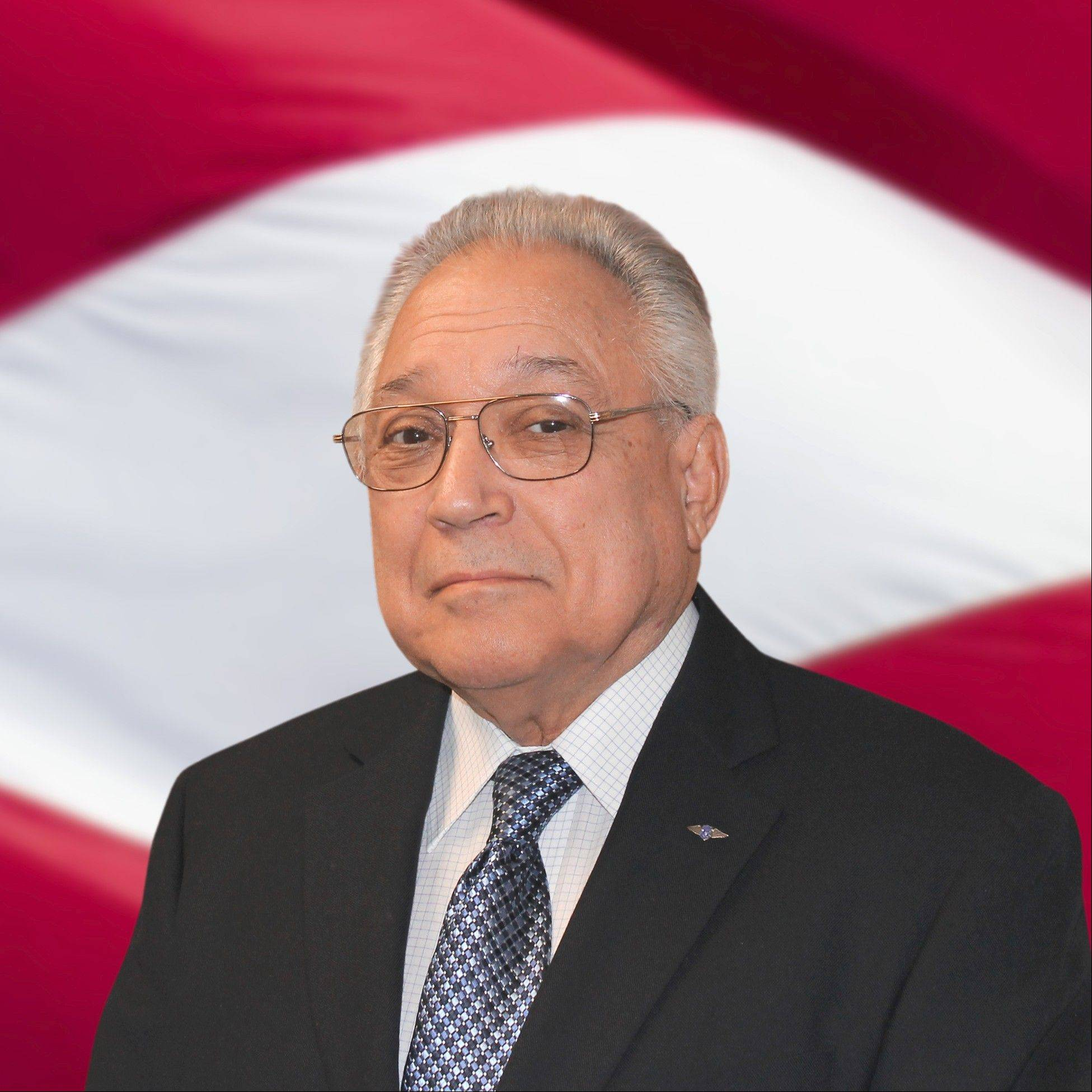 Fred Arenas, Democratic candidate for Wheeling Township supervisor.