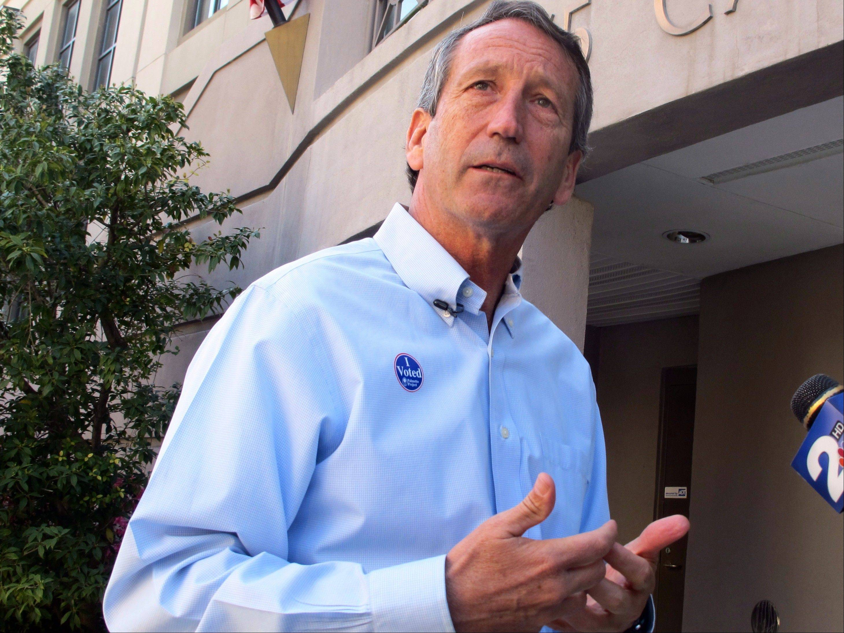 Former South Carolina Gov. Mark Sanford, a Republican trying to make a comeback after his political career was derailed by his admission of an extramarital affair, will face Democrat Elizabeth Colbert Busch, the sister of political satirist Stephen Colbert, in a May 7 special election.
