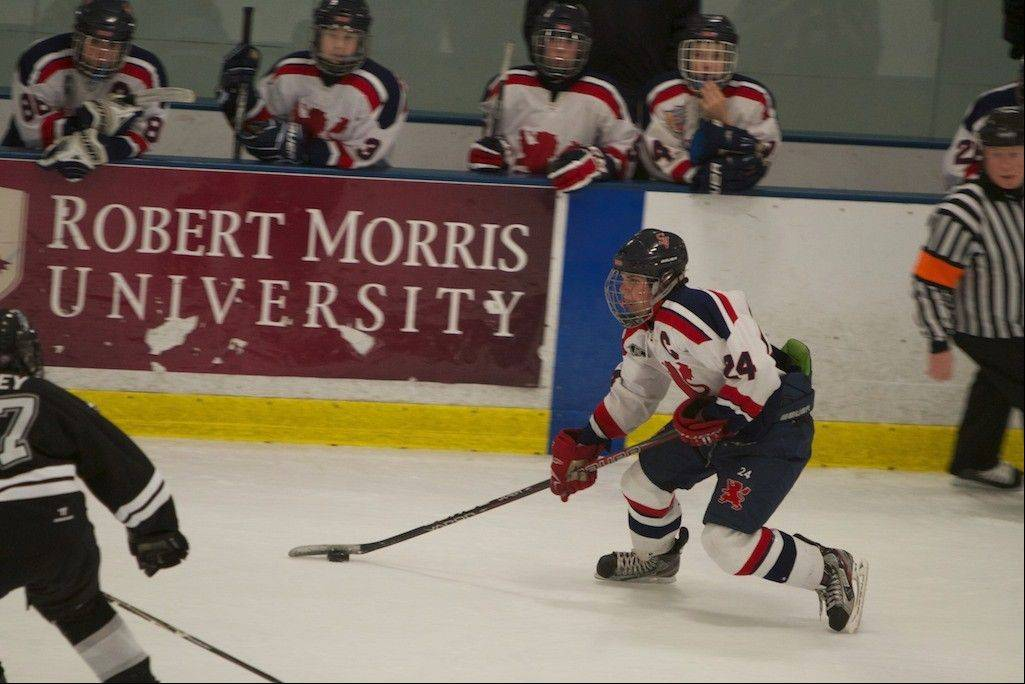 St. Viator junior David Kellner is among 23 players selected to play for Team Illinois in the annual USA Hockey America's Hockey Showcase, held April 10-14 in Pittsburgh.