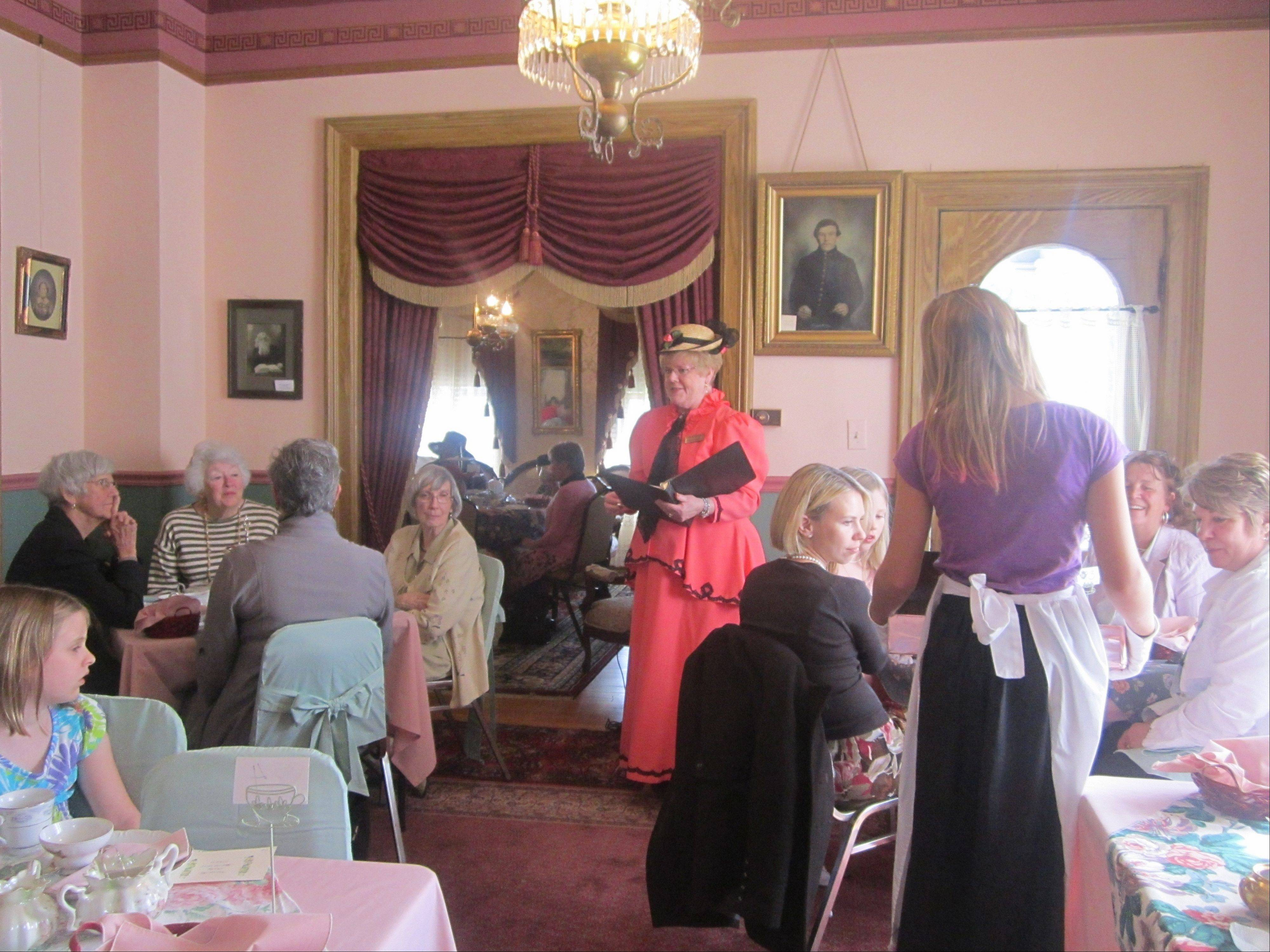 Enjoy an afternoon of tea, sandwiches, scones, sweets and a historical program on collections at the Palatine Historical Society's 19th annual Victorian Teas. Reserve your spot now at (847) 991-6460.