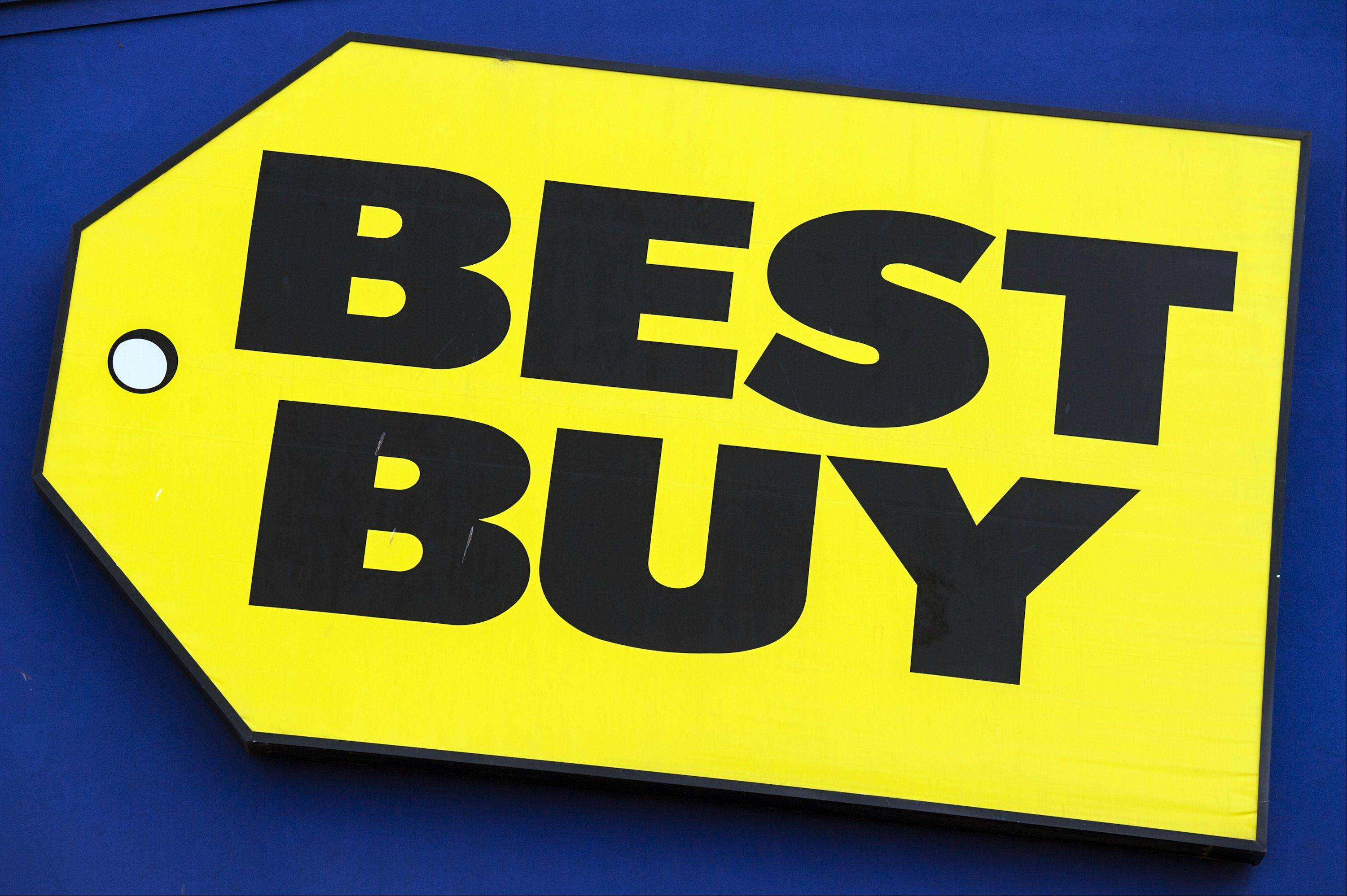 Best Buy said Thursday it will create store-within-store kiosks for Samsung products -- a vote of confidence from a major consumer electronics retailer that the brick-and-mortar format is still an important way to sell products.