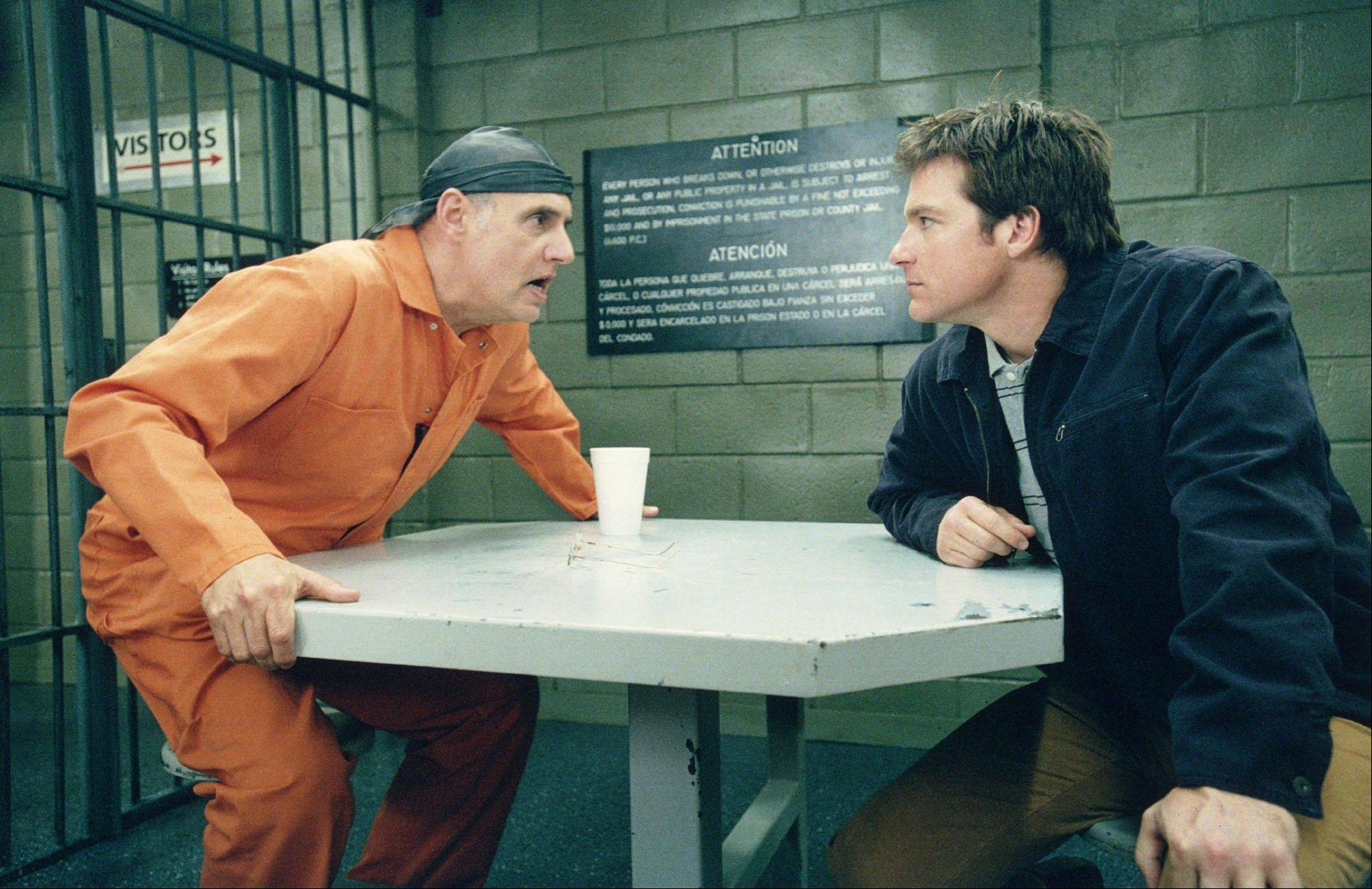 "ASSOCIATED PRESSThis Sept. 19, 2004, file photo released by Fox shows Jeffrey Tambor, left, and Jason Bateman in a scene from Fox's comedy ""Arrested Development."" New episodes will be airing on Netflix, starting May 26."