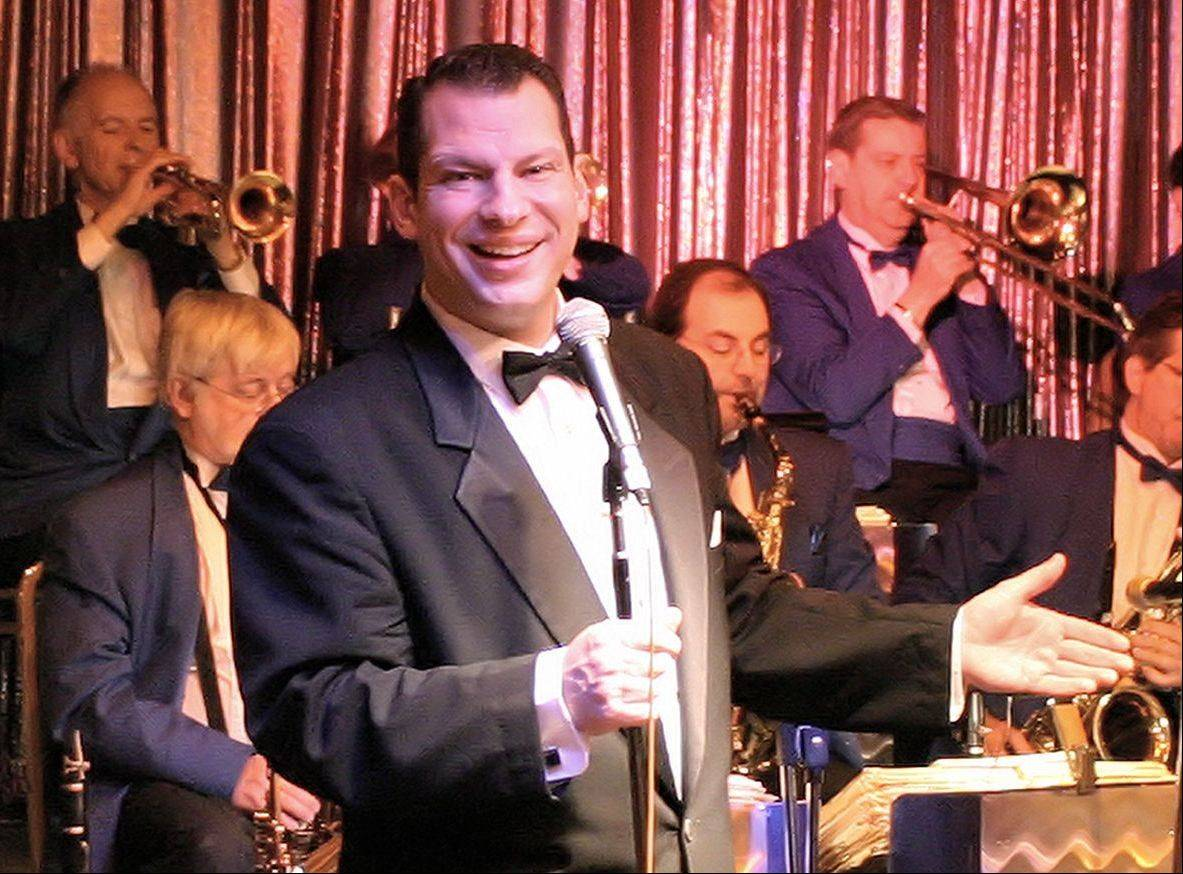 Peter Oprisko and his Silver Screen Gold Quartet will perform Sunday in Arlington Heights.