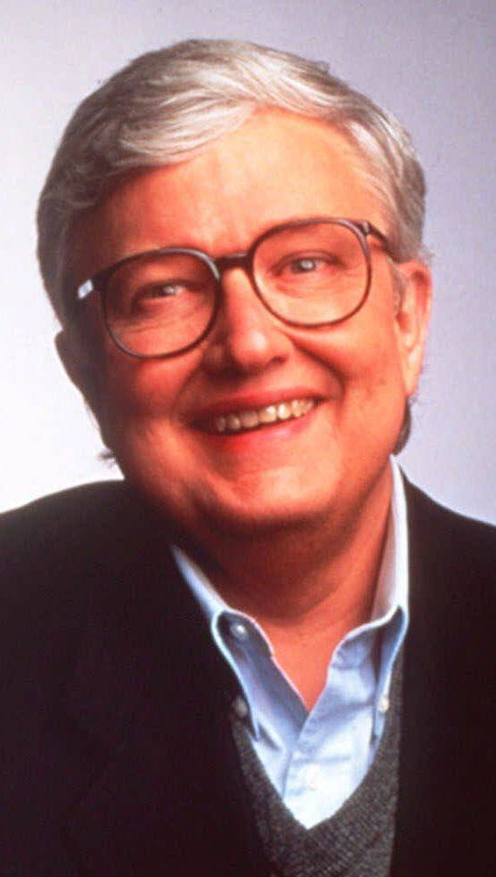 Roger Ebert, right, became a celebrity in his own right hosting a national TV show with fellow critic Gene Siskel.