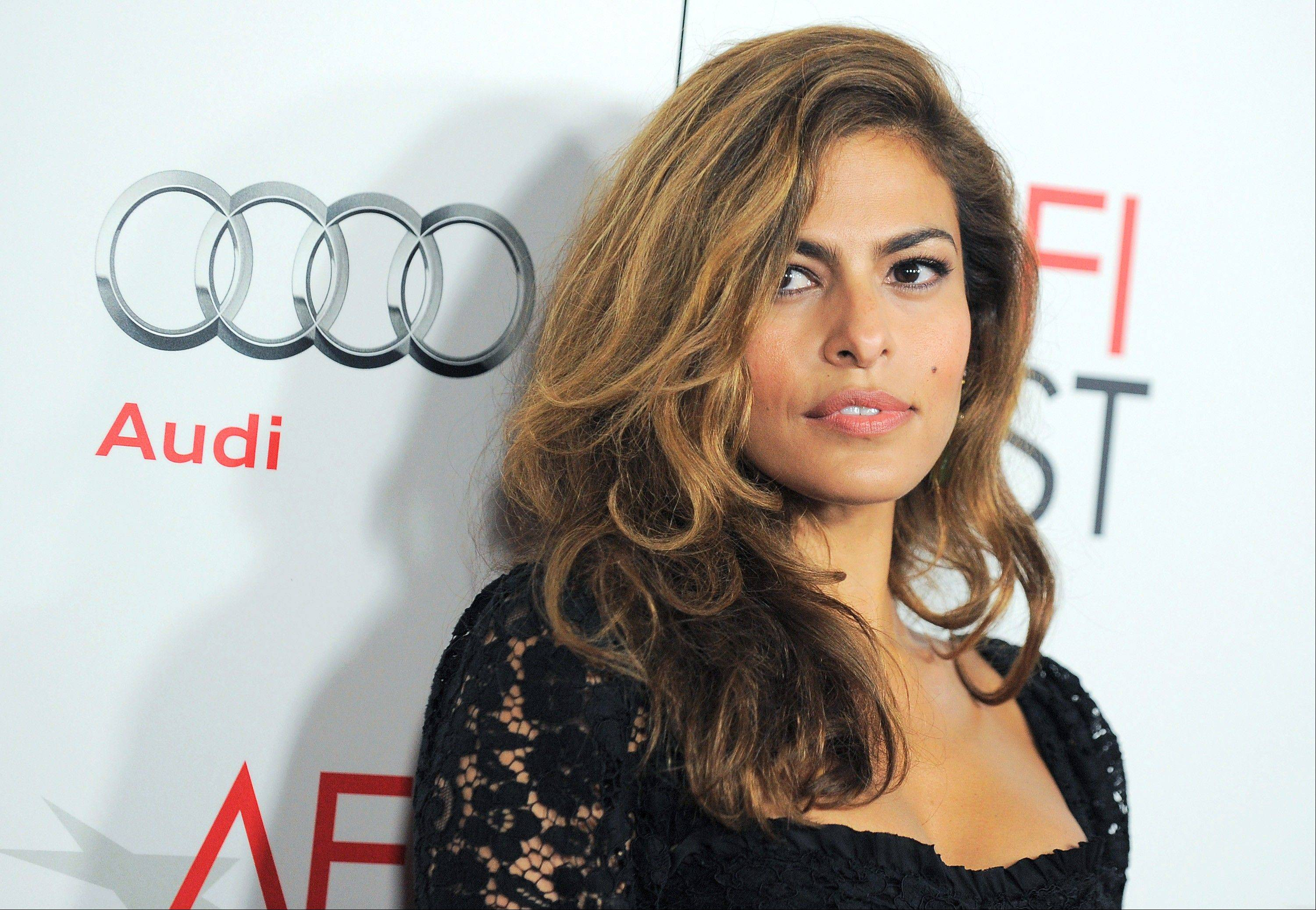 Actress Eva Mendes is working on her own clothing line for New York & Company and is hoping to have it in stores for the fall.