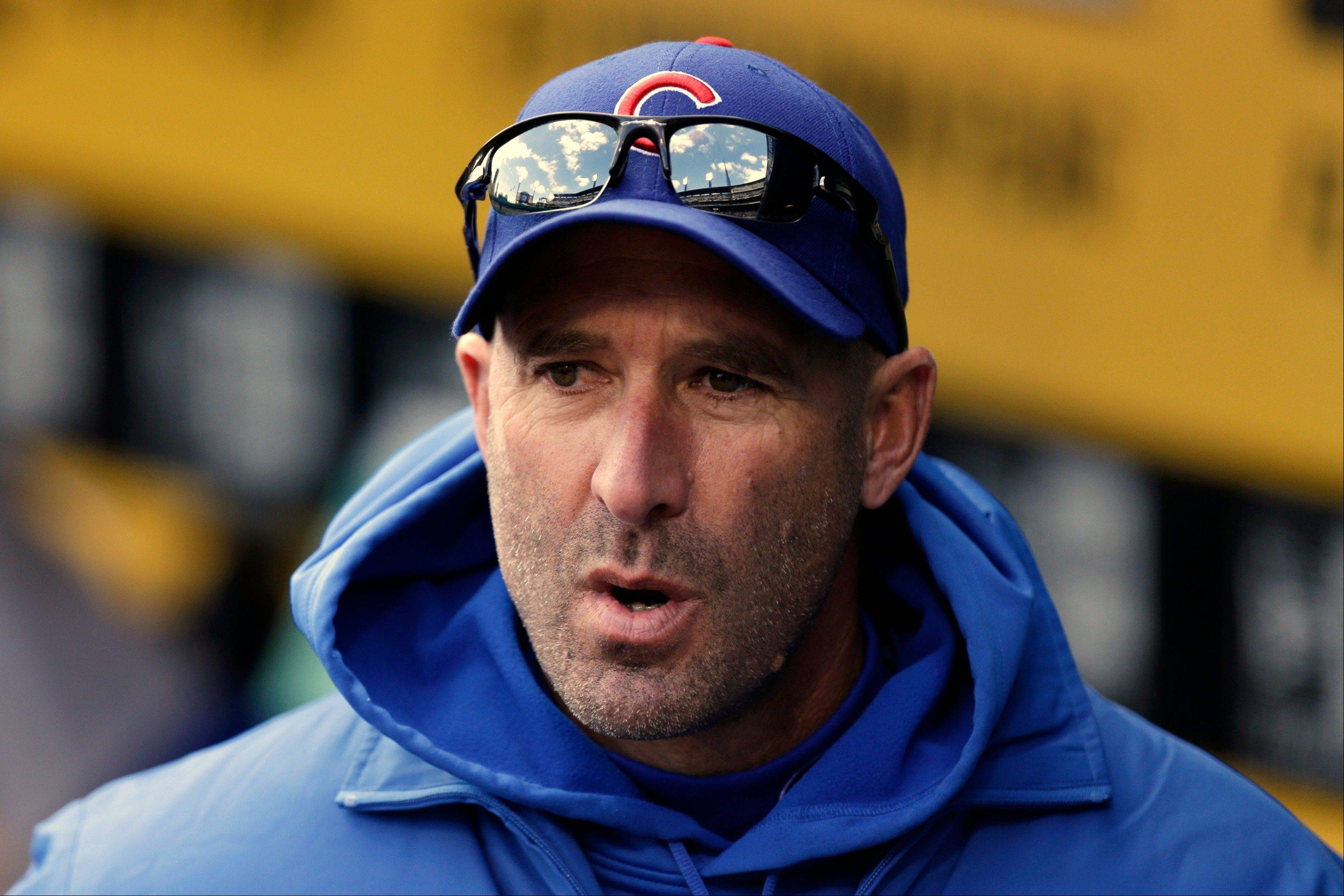 Cubs manager Dale Sveum prefers the advantages of the National League game over fol