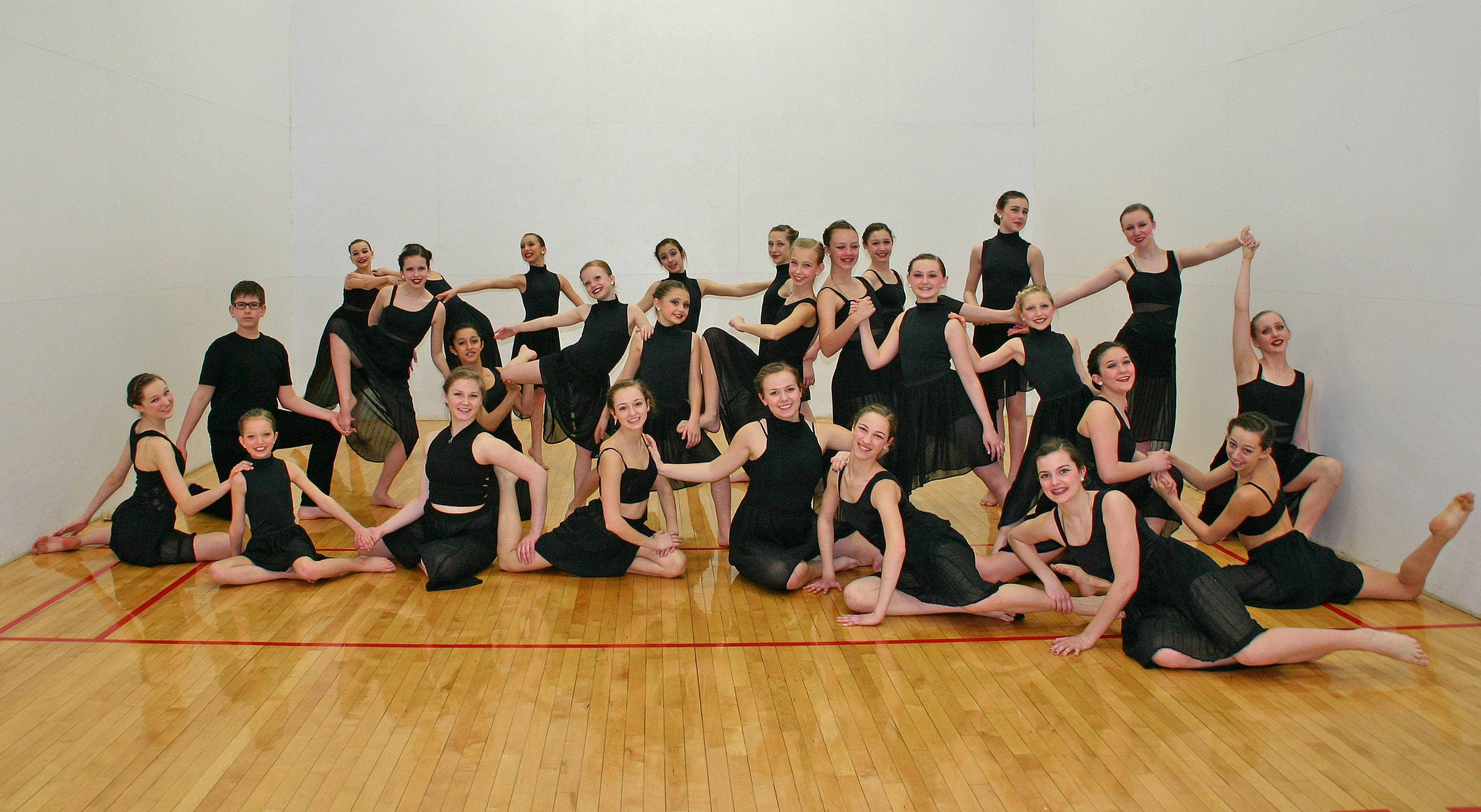 Artistry in Motion Dance Company will present Spring Showcase 2013 on April 12 and 13.