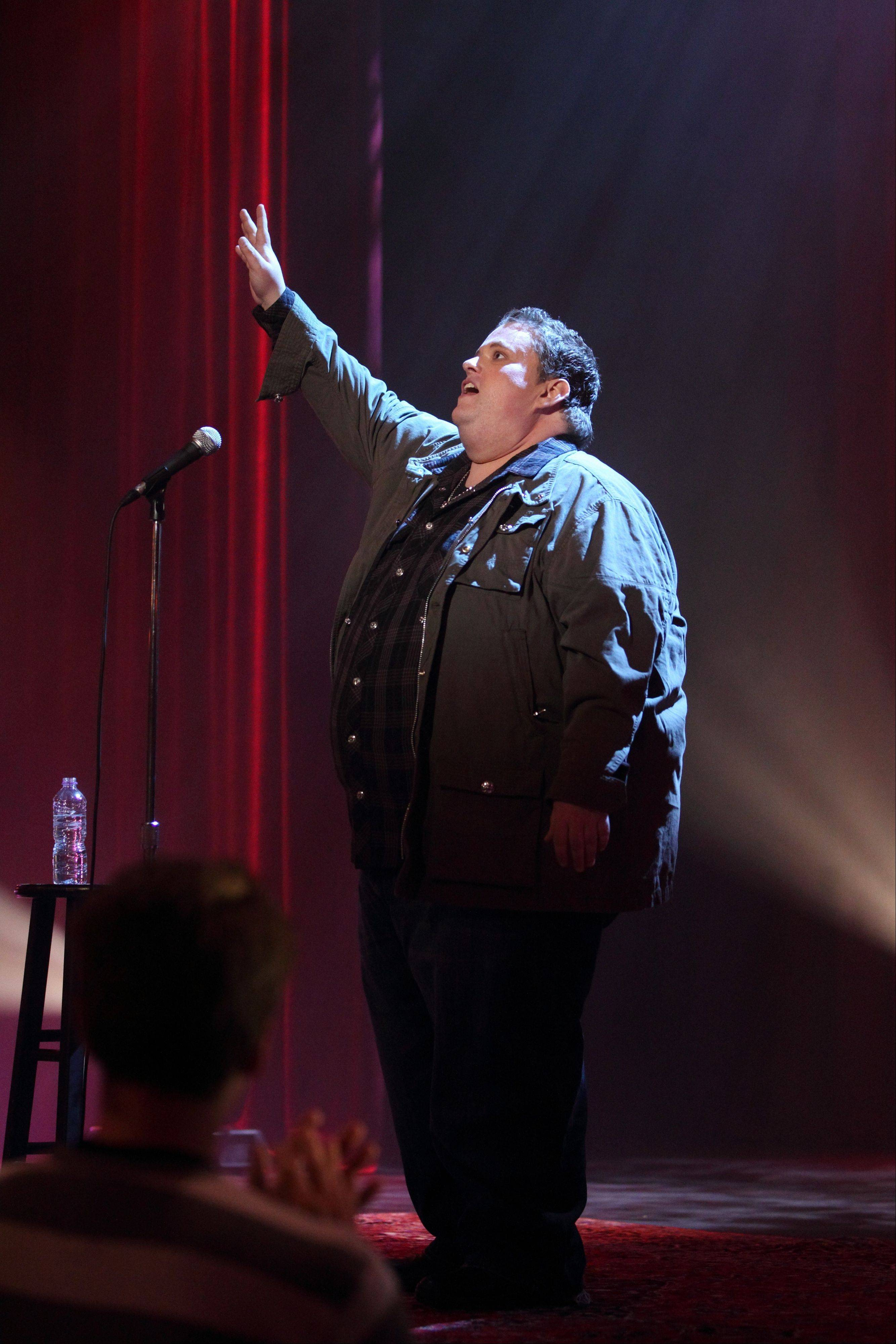 Ralphie May brings the laughs to the Improv in Schaumburg this weekend.