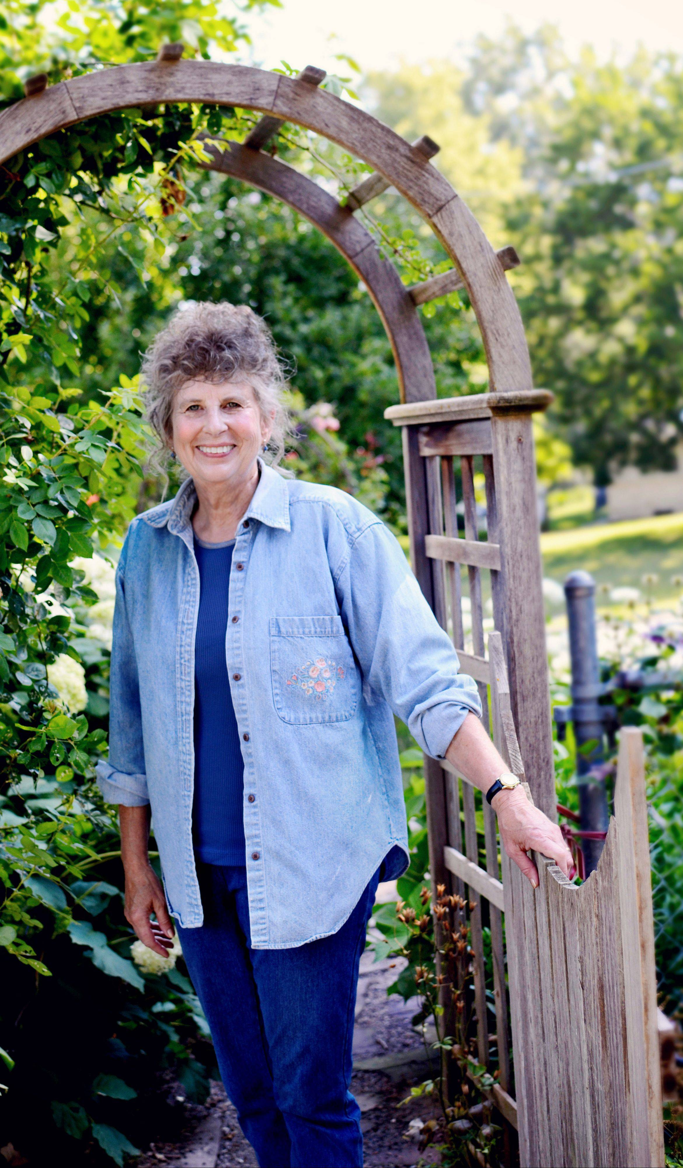 Jan Riggenbach has written about gardening in the Midwest for nearly 40 years.